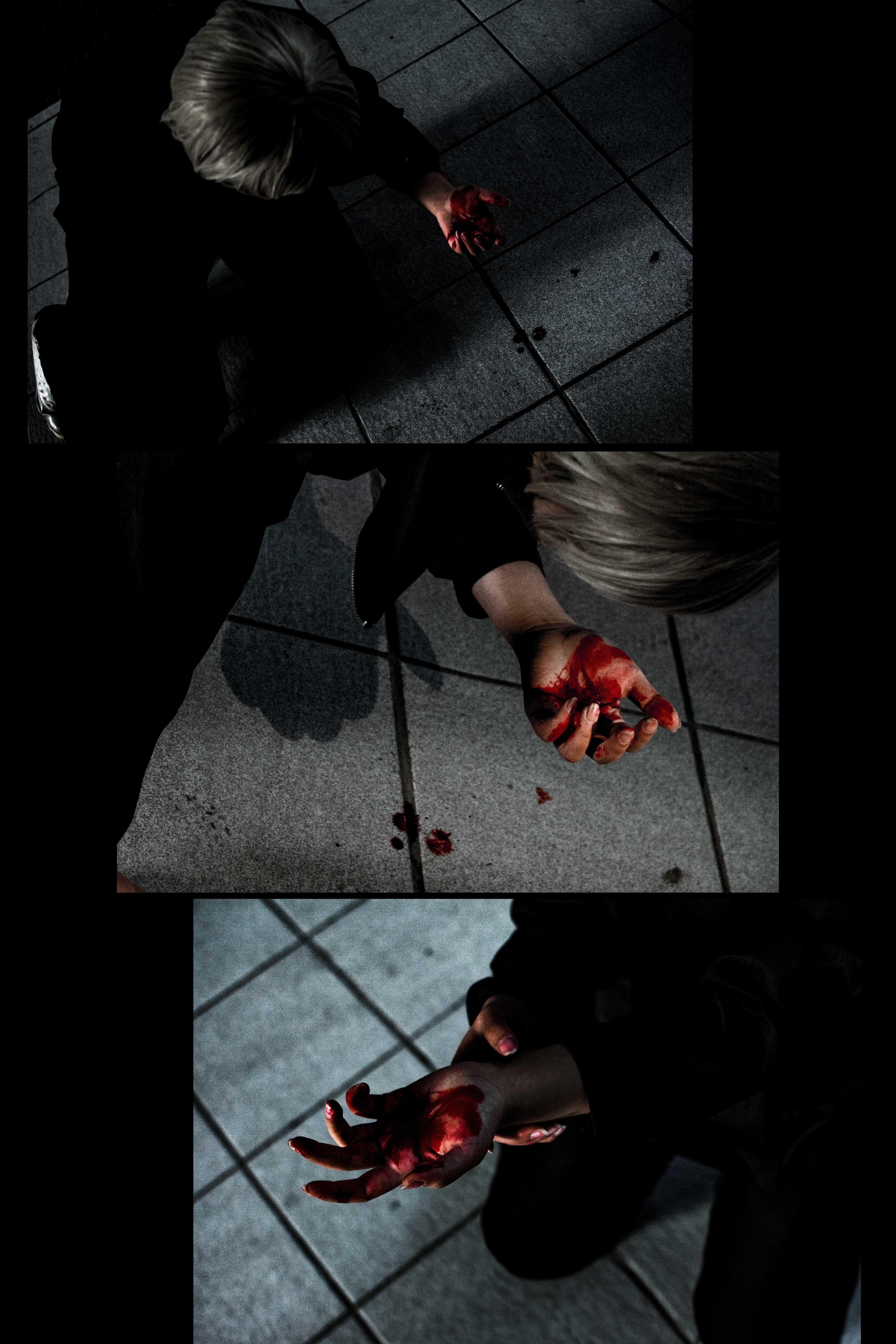 《咒术回战》银杉GINsugicosplay-第1张