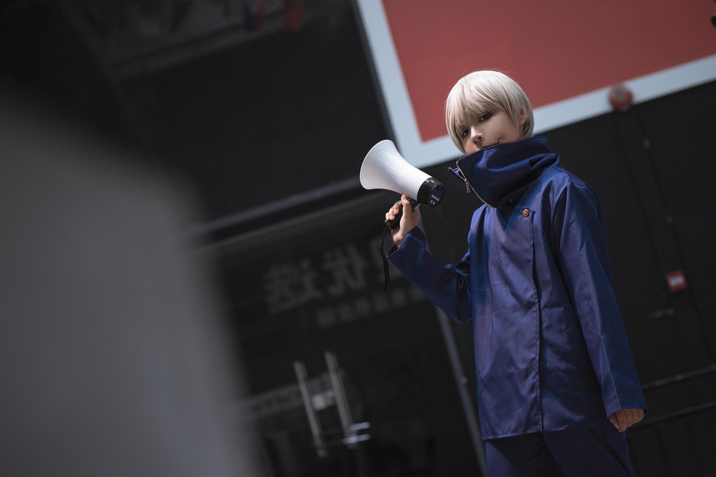 《咒术回战》正片cosplay【CN:春春春子_】-第10张