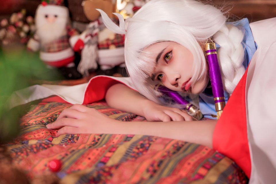 《SKY光遇》咪橘cosplay-第3张