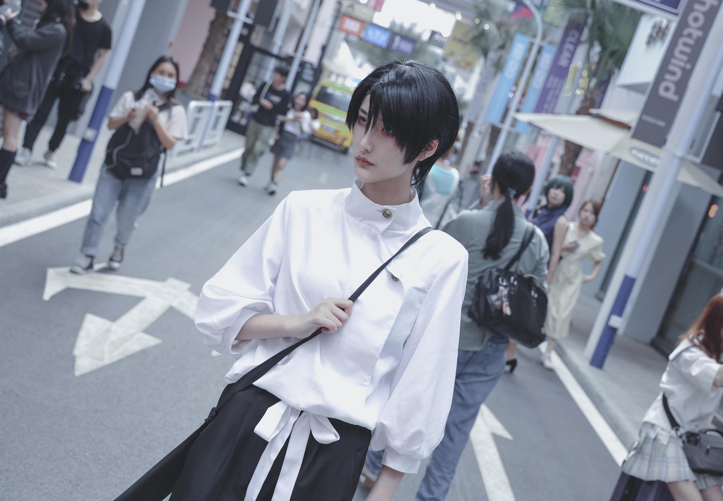 《咒术回战》漫展cosplay【CN:饺子不能吃x】-第2张