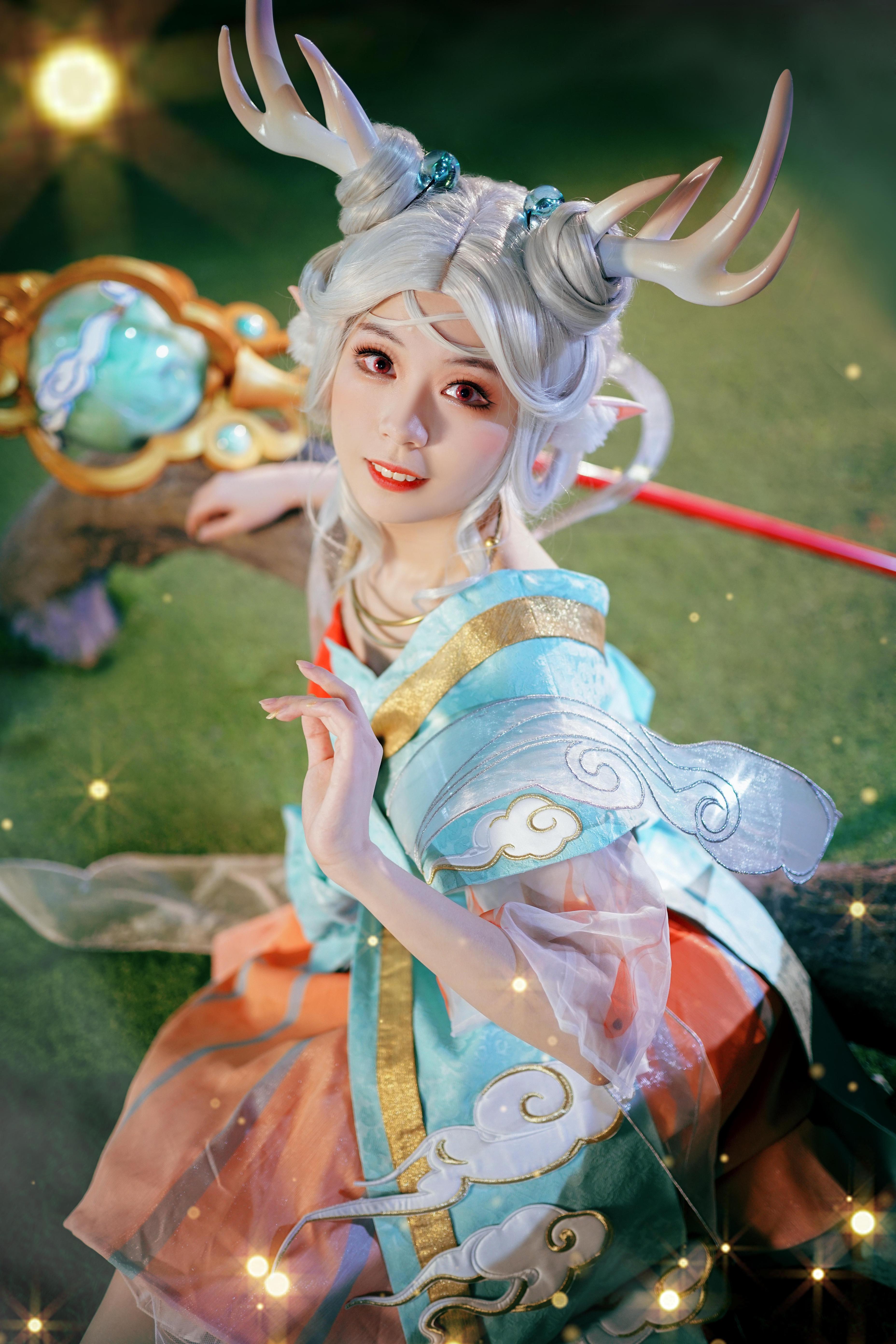 《王者荣耀》正片cosplay【CN:若懿有鱼】-第5张