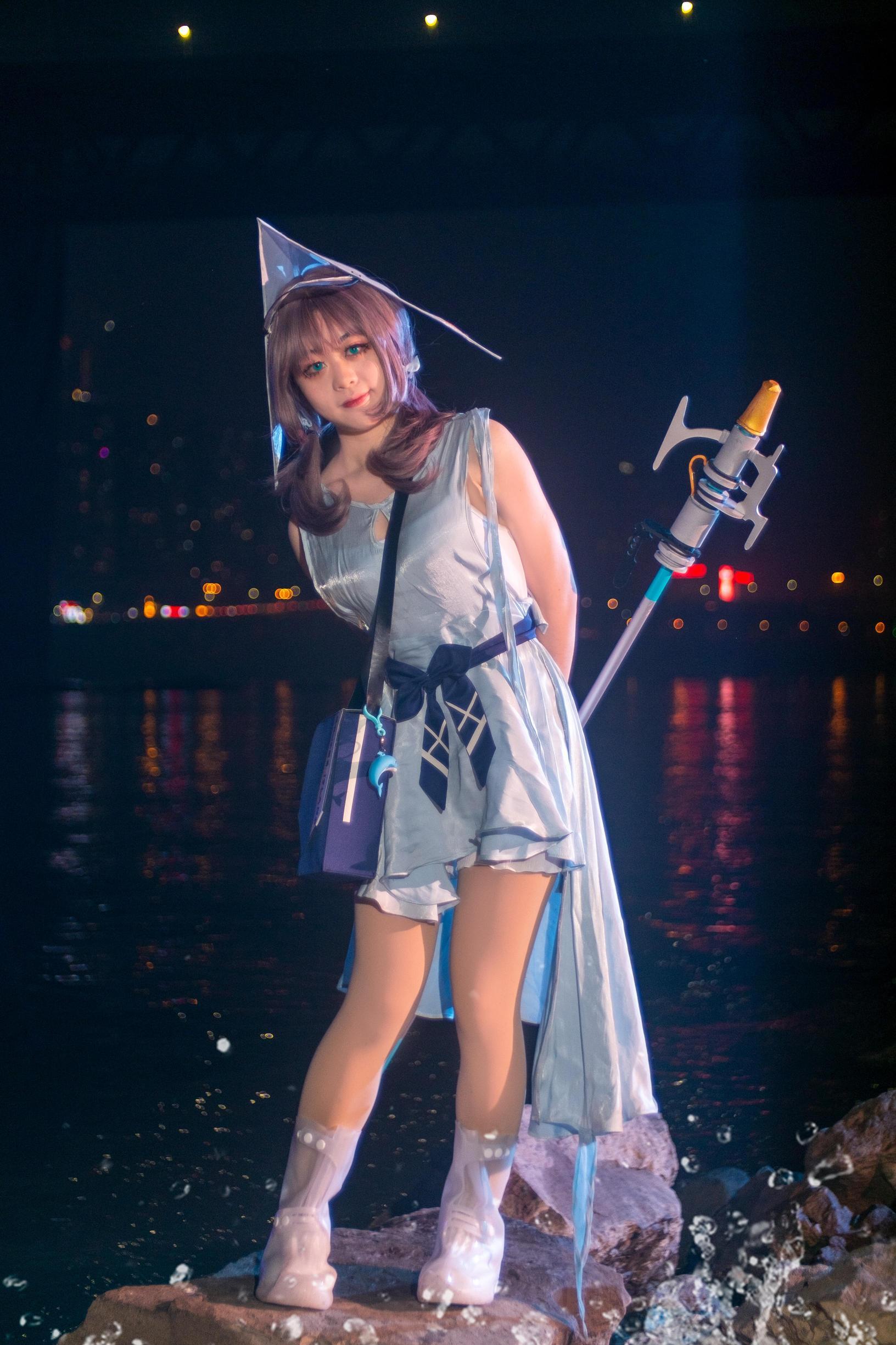 《明日方舟》正片cosplay【CN:星熊的小娇妻】-第4张