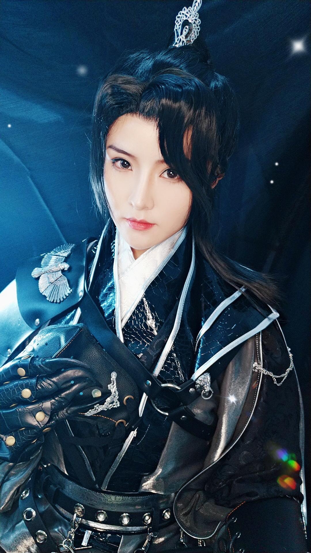 《杀破狼》半次元cosplay【CN:月烈奇麟】-第1张
