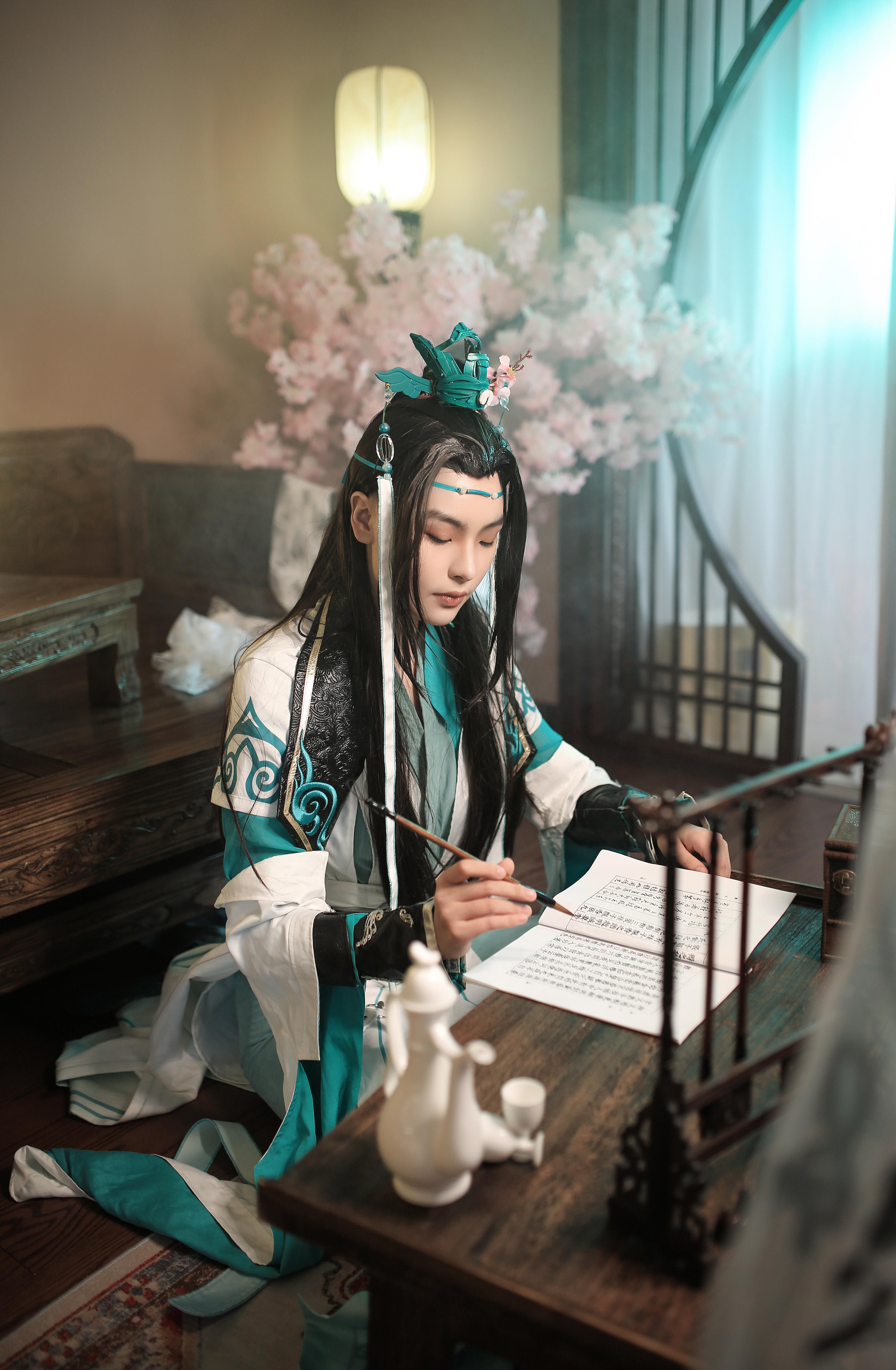 剑网三cosplay【CN:东城为神】-第13张