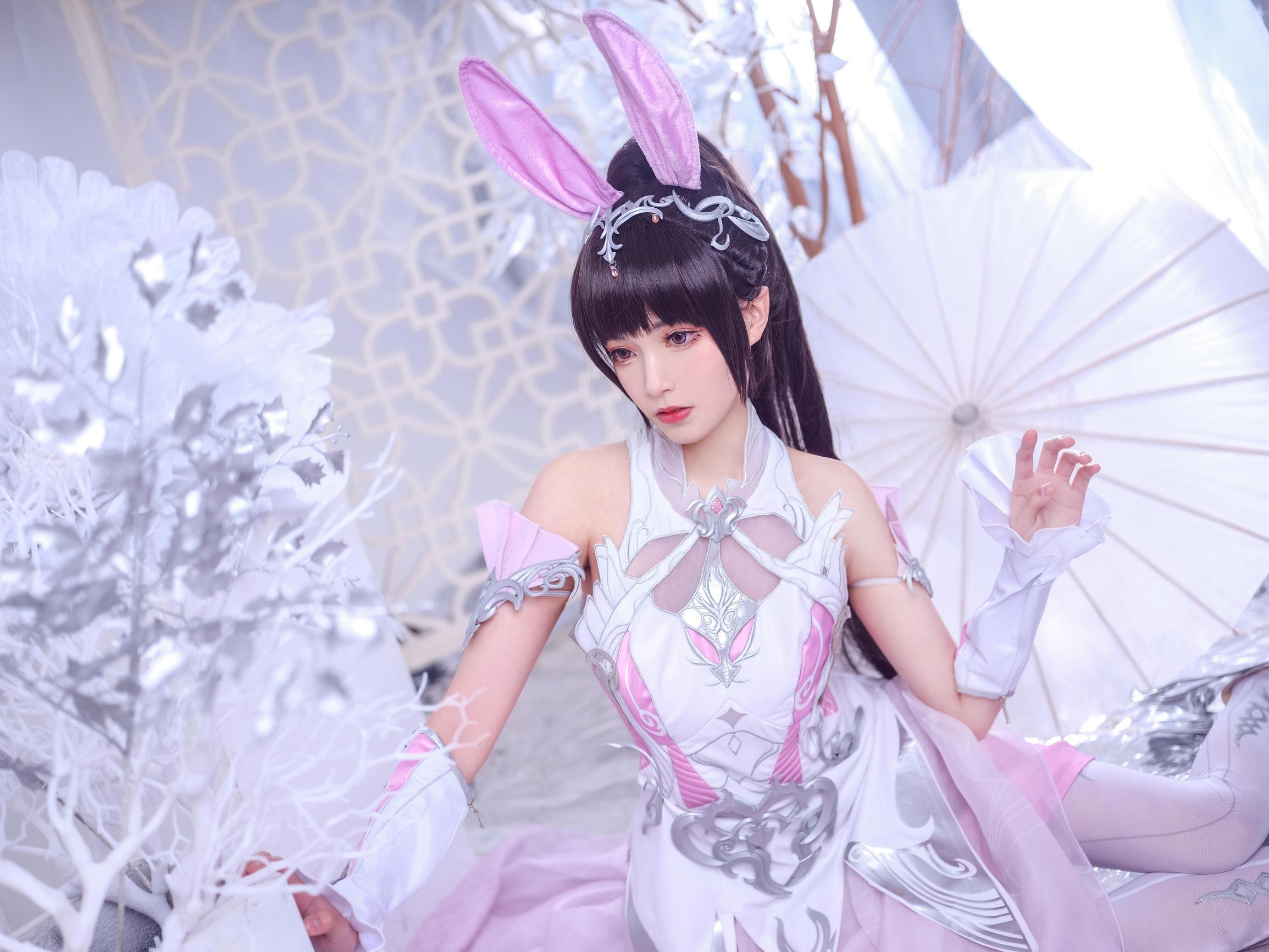 《斗罗大陆》小舞cosplay【CN:君珺un】-第9张
