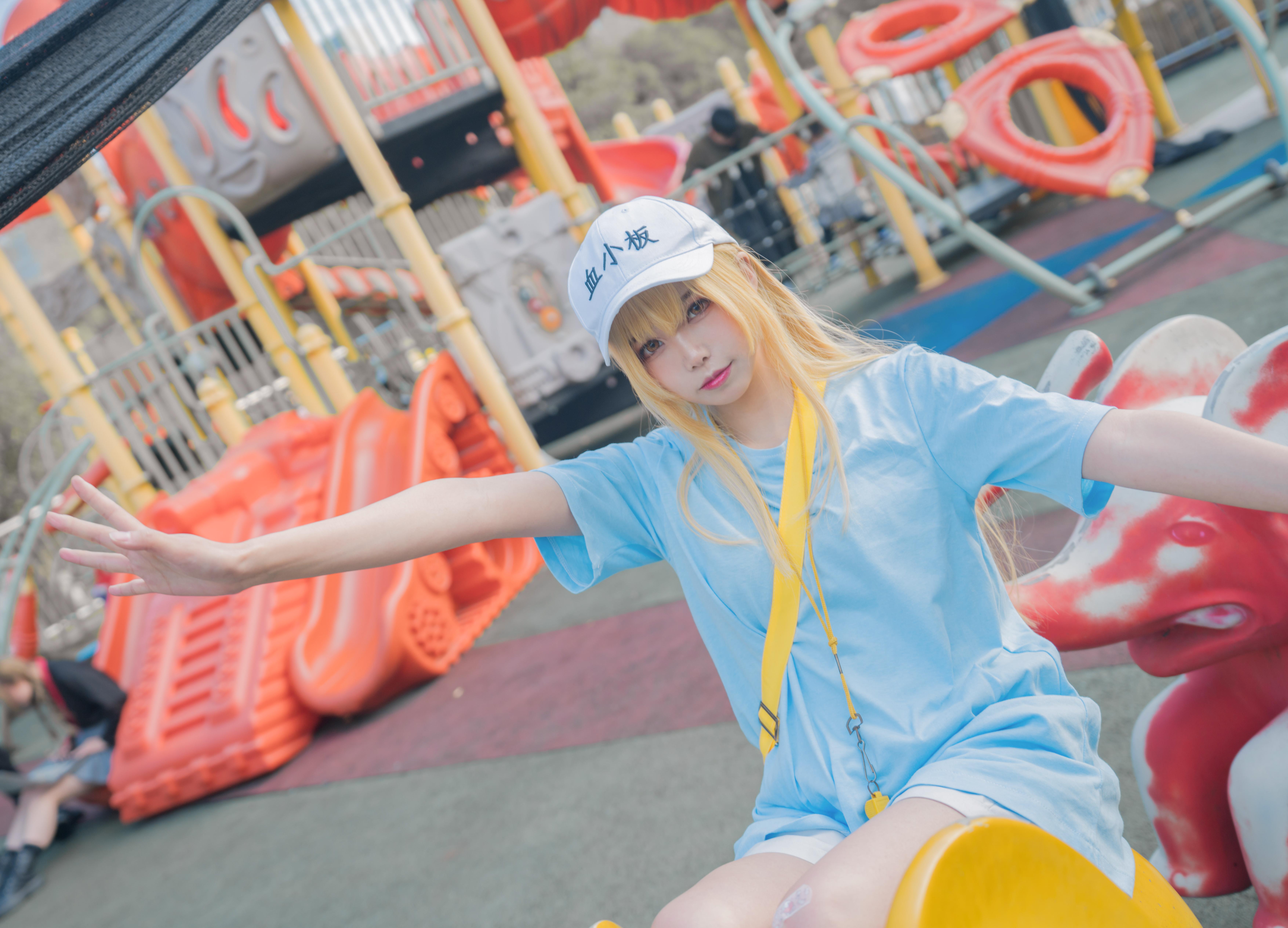 《工作细胞》正片cosplay【CN:伤心屁桃】-第8张