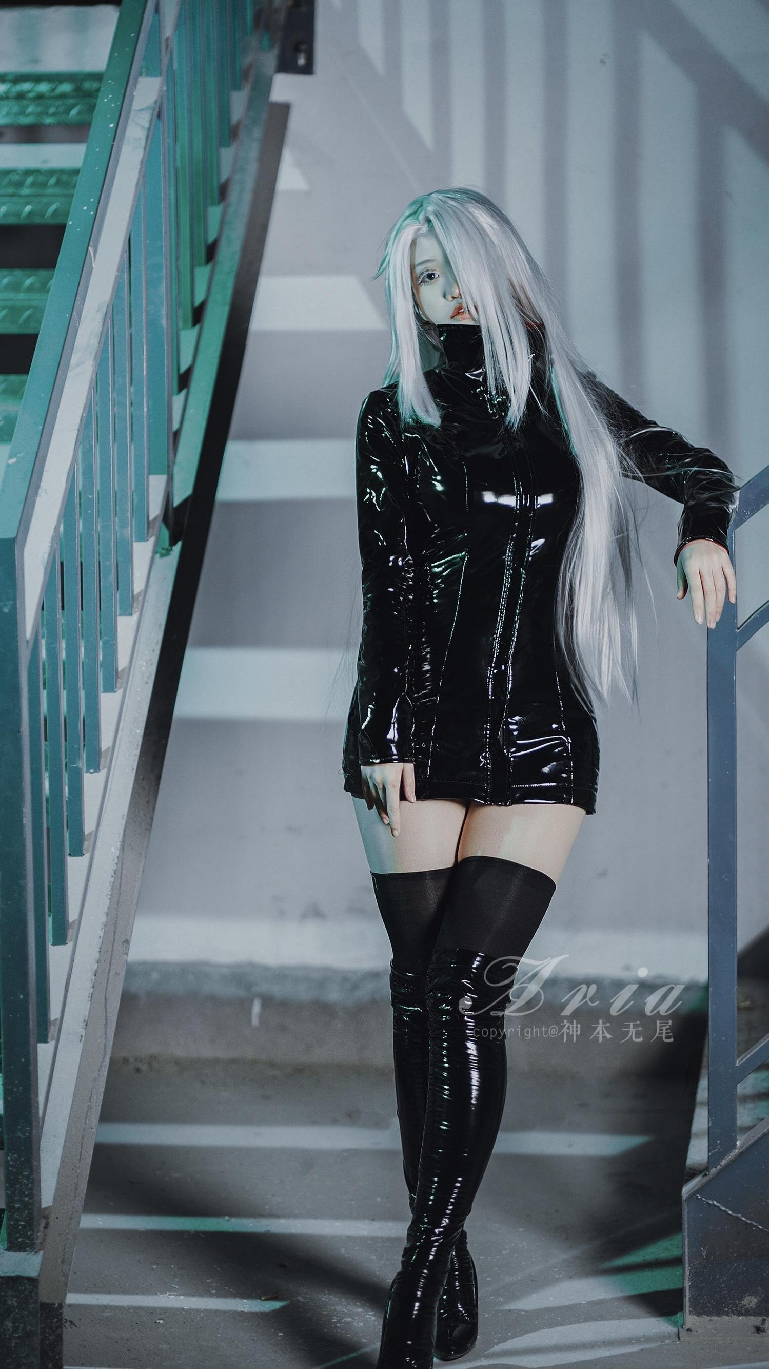 《咒术回战》正片cosplay【CN:神本无尾】-第11张