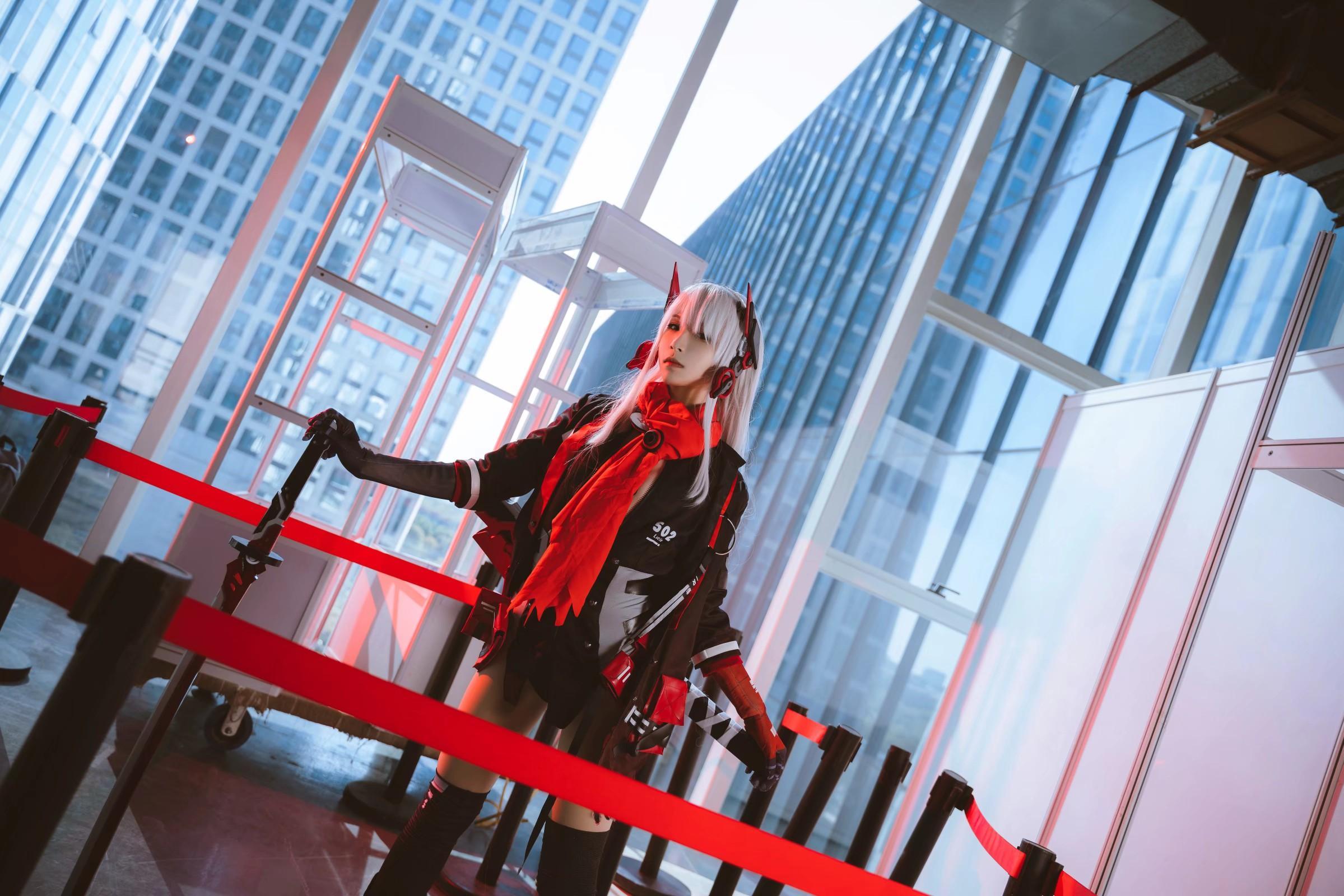 《战双帕弥什》漫展cosplay【CN:是你安哥哥哒】-第7张