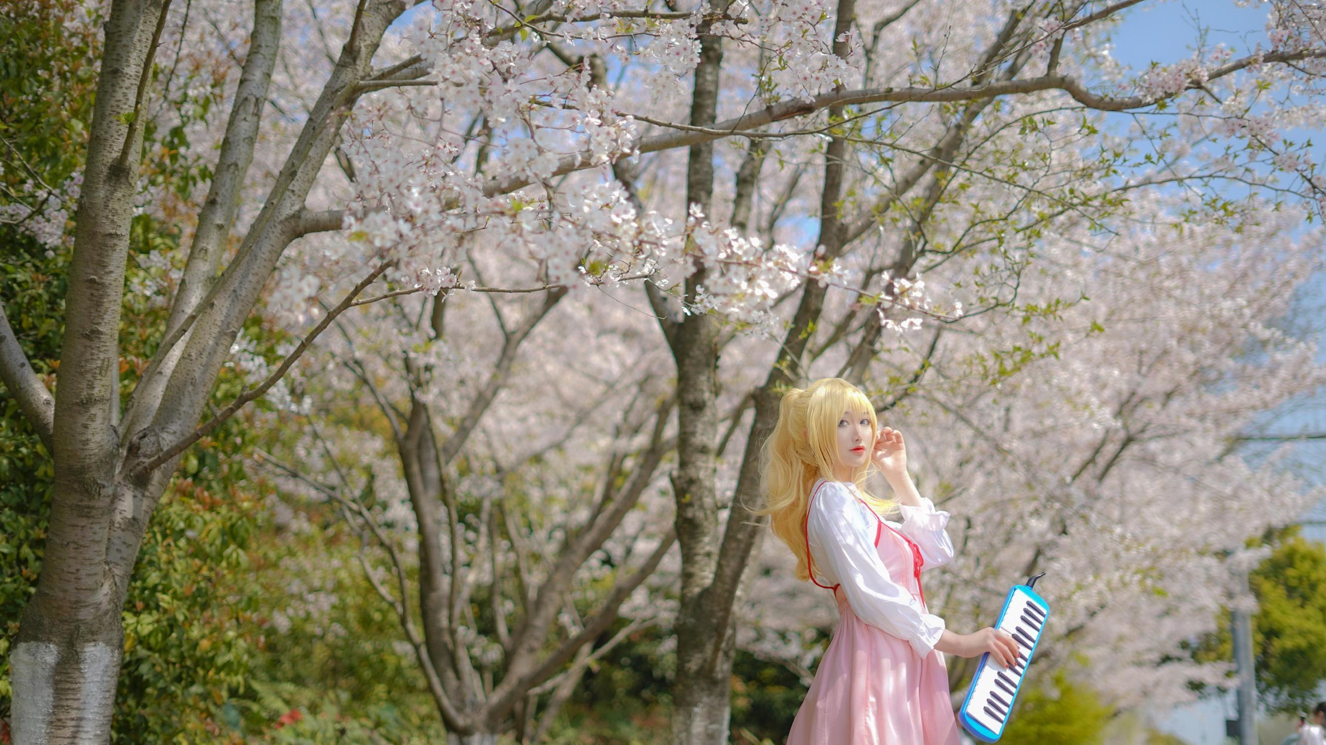 《四月是你的谎言》正片cosplay【CN:西岐花渡】-第4张