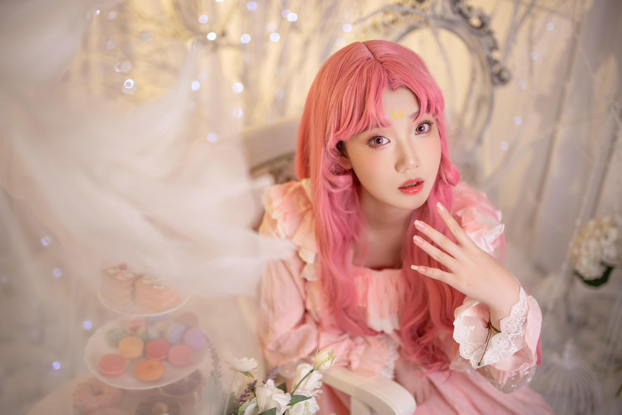 《美少女战士》正片cosplay【CN:月桃氿野】-第7张