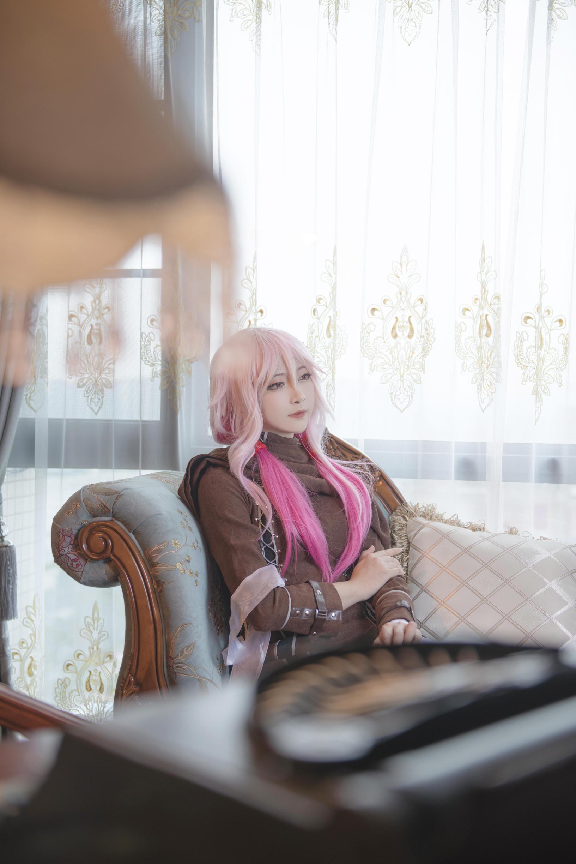 《罪恶王冠》正片cosplay【CN:榛子_Lily】-第2张
