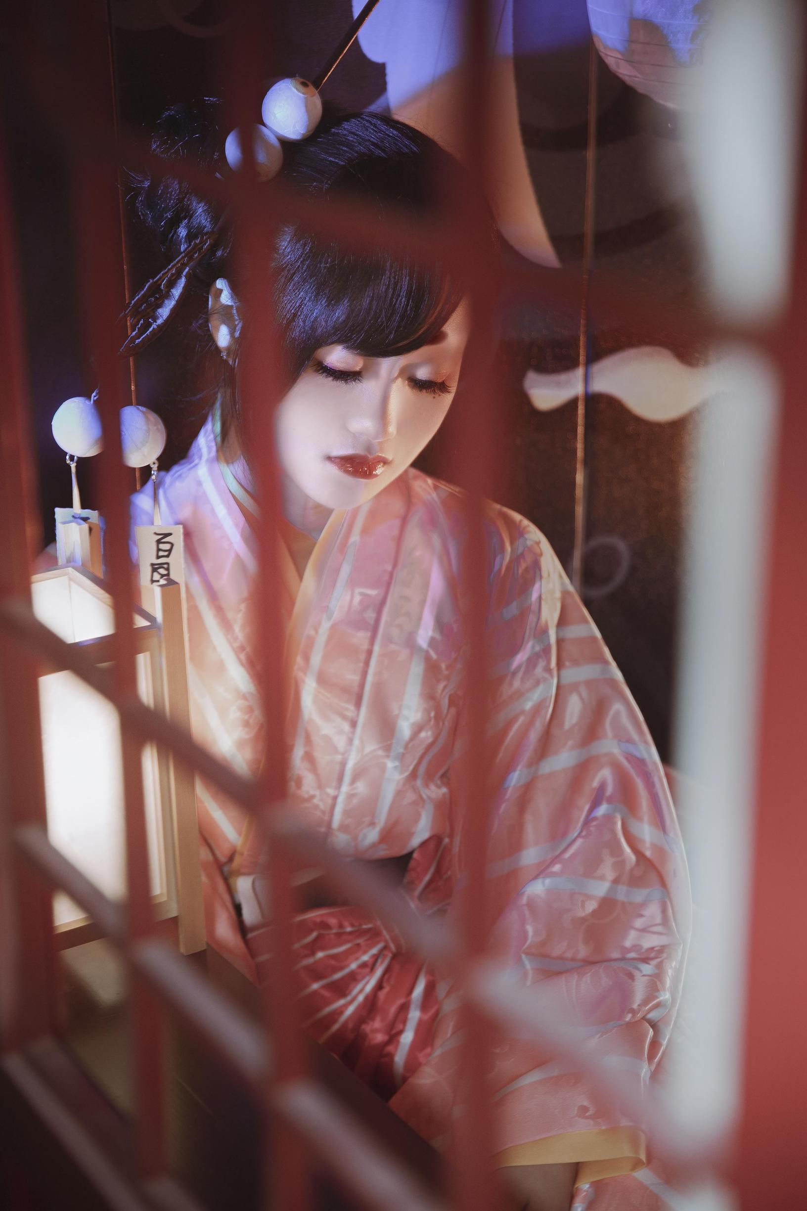 《阴阳师手游》网易阴阳师cosplay【CN:卿绾歌】-第13张