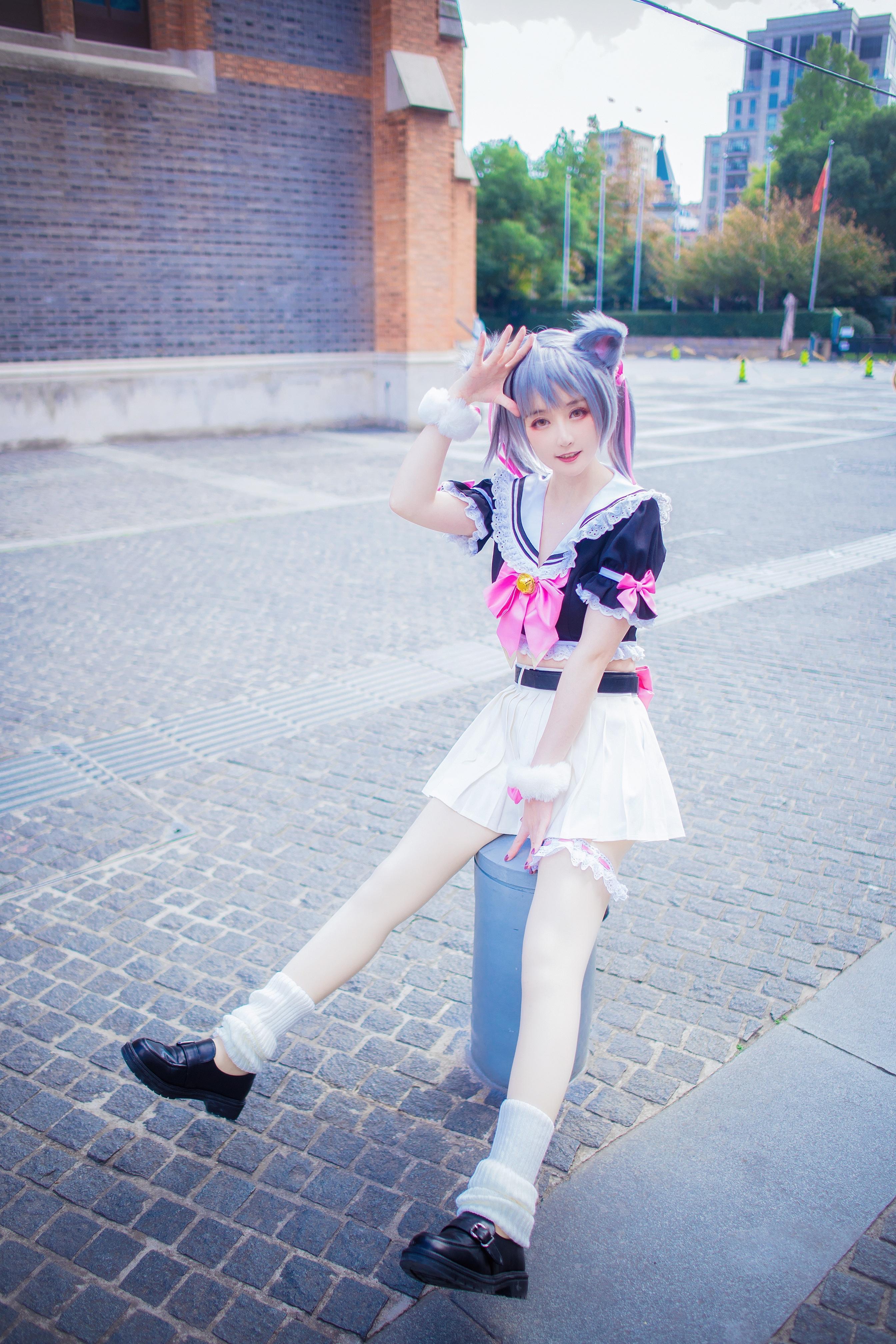 刺激战场cosplay【CN:yui金鱼】-第4张