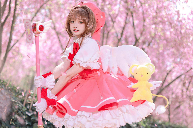 《魔卡少女樱》百变小樱cosplay【CN:萌玘】-第24张