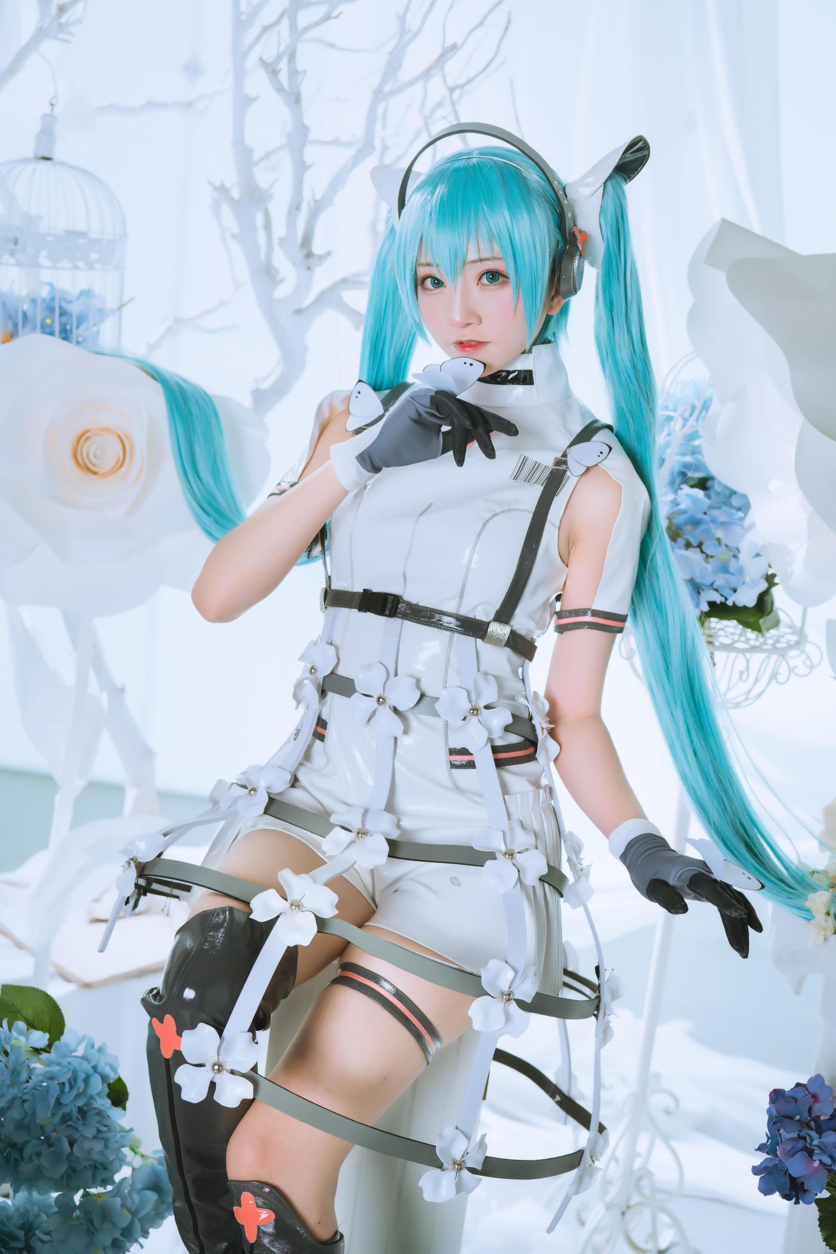 少女cosplay【CN:Kitaro_绮太郎】-第14张
