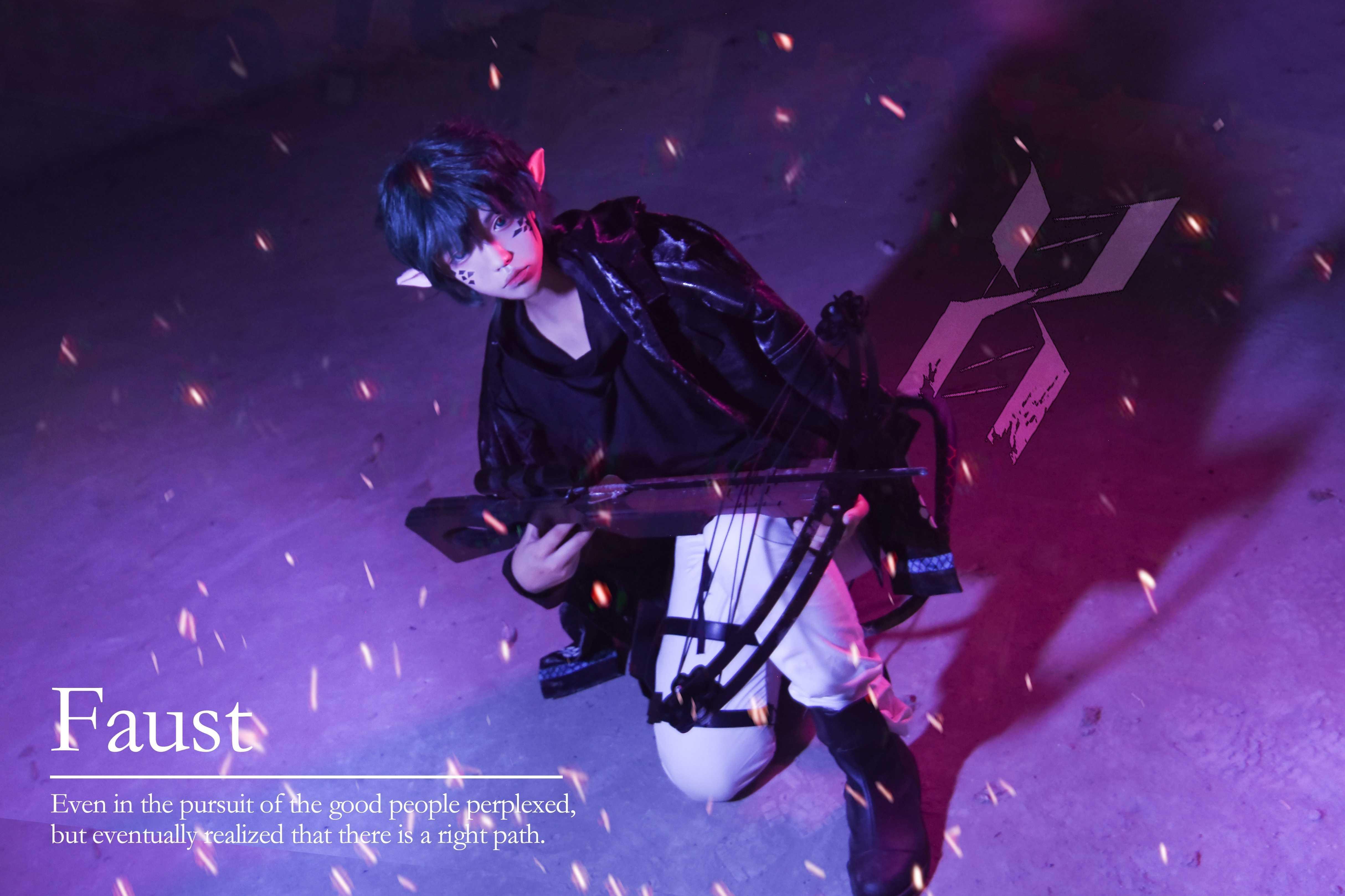 《明日方舟》正片cosplay【CN:晟川Anyze】-第9张