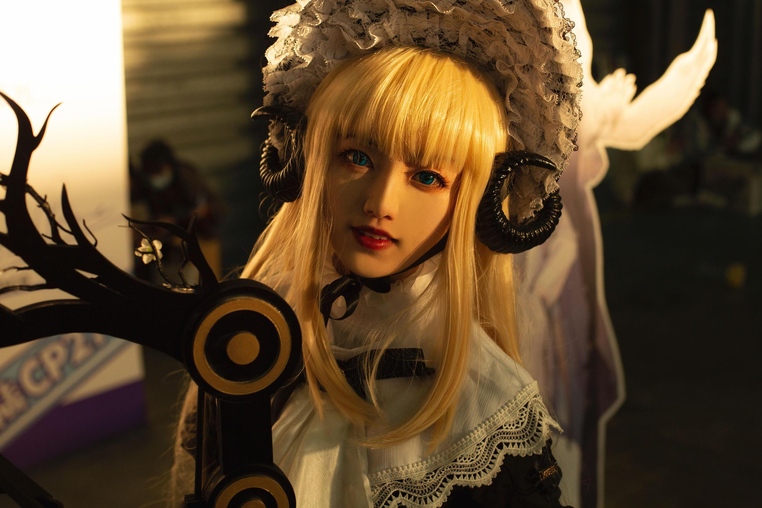 《明日方舟》漫展cosplay【CN:先早】-第1张