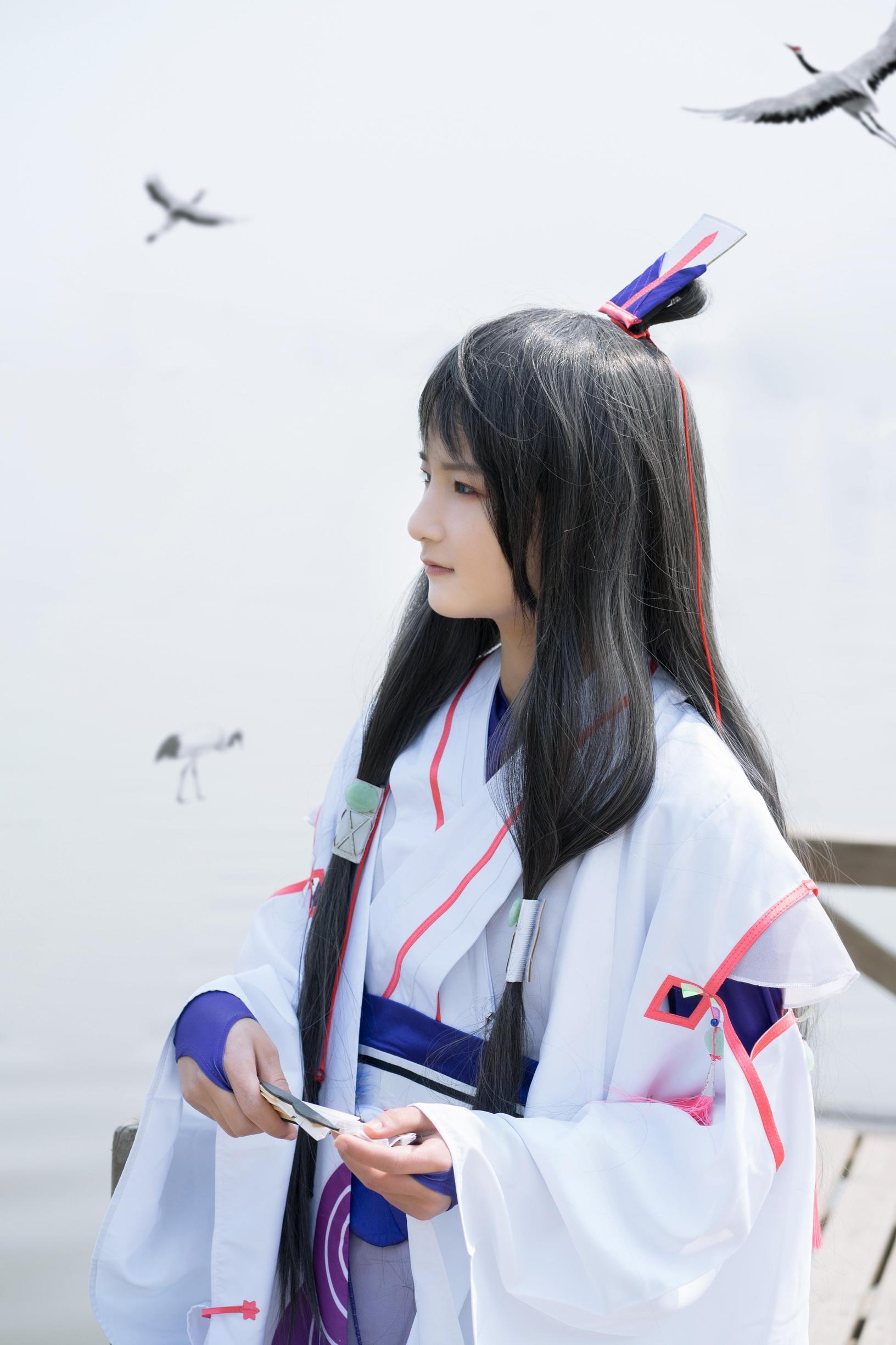 《食物语》正片cosplay【CN:山_山er奈】 -成都漫展cosplay图片插图