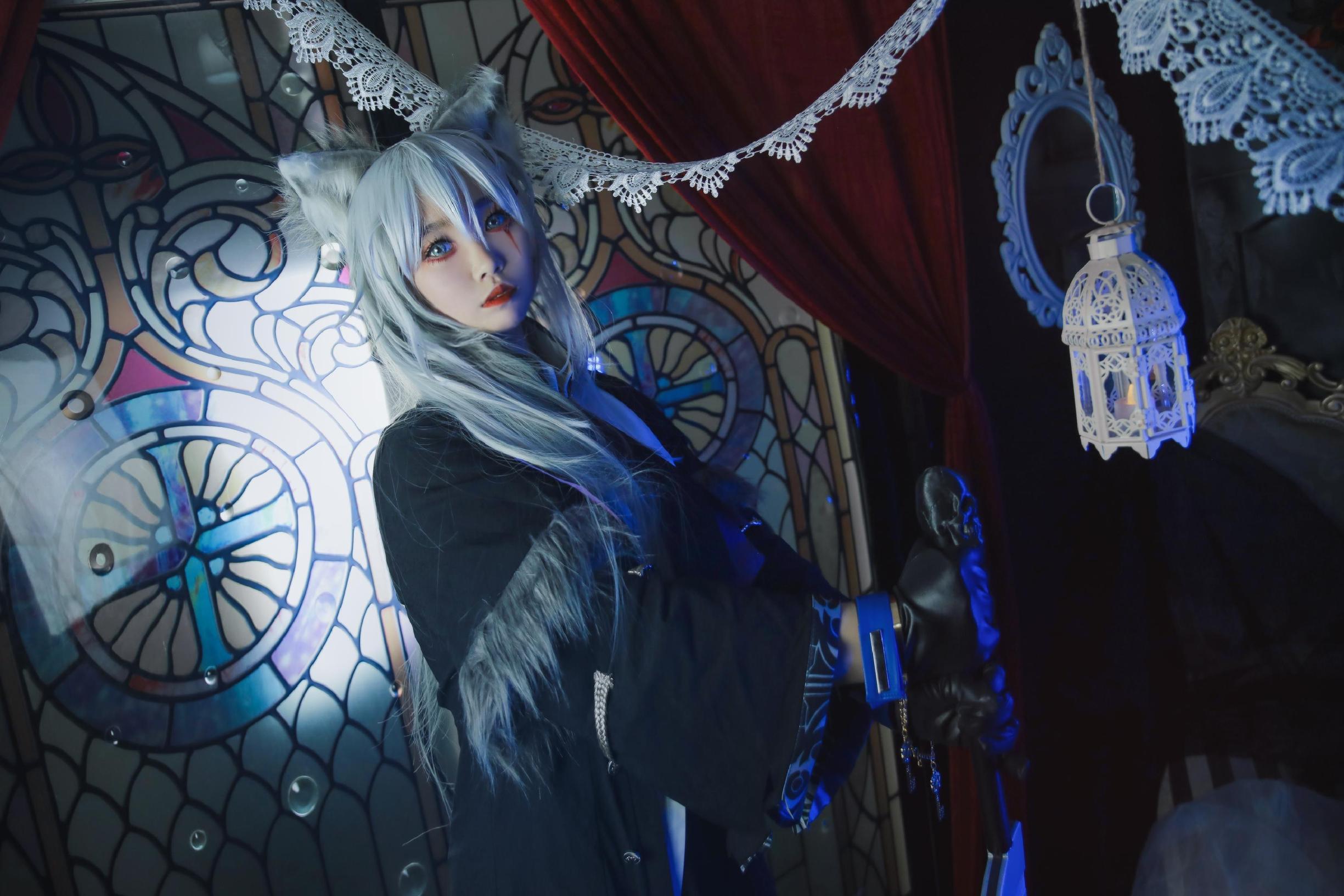 《明日方舟》正片cosplay【CN:Enki.lily.凛离】-第8张