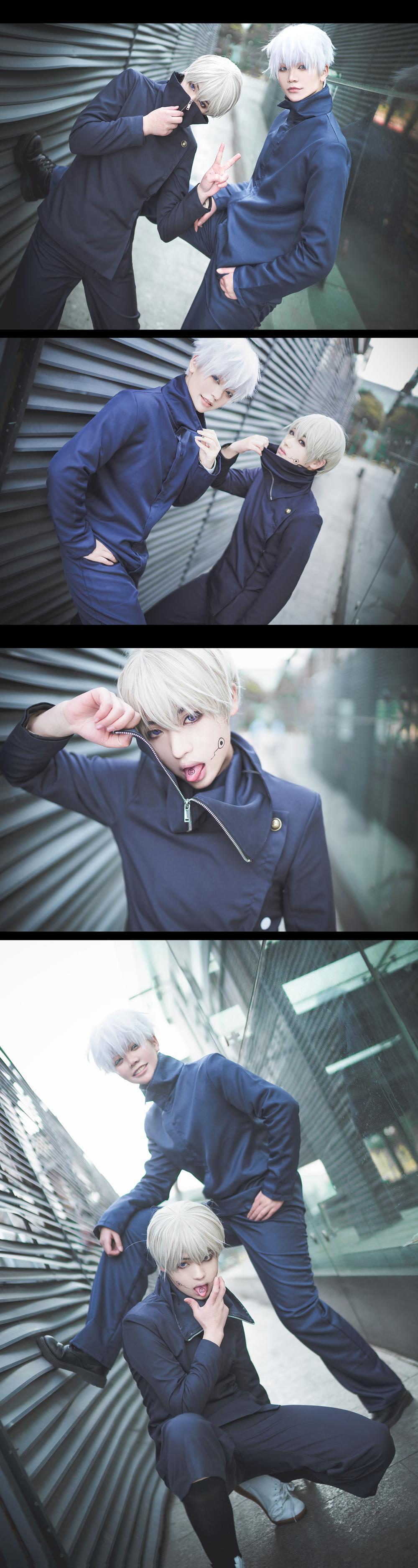 《咒术回战》正片cosplay【CN:枫鵺rain】-第5张