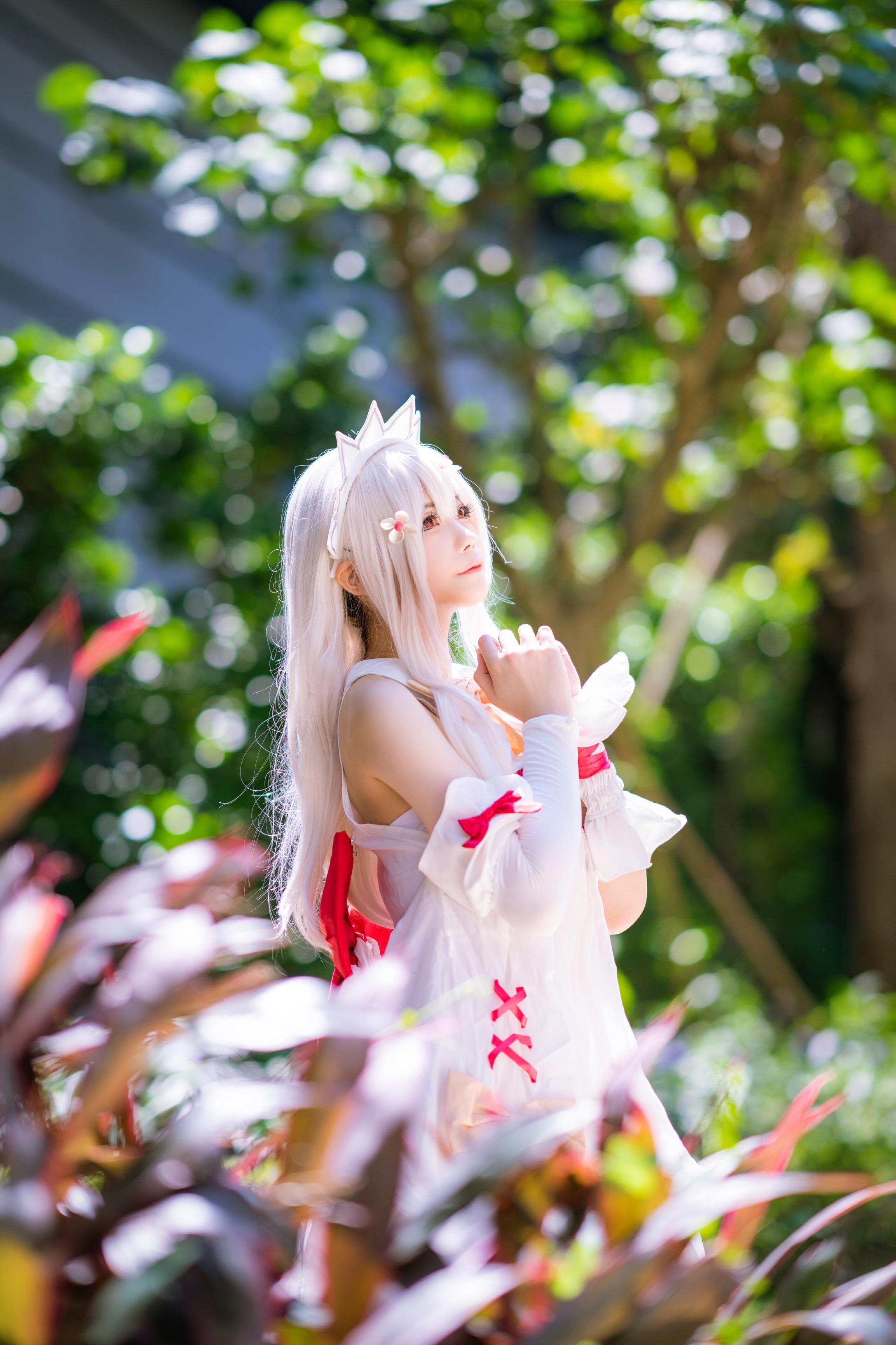 《魔法少女伊莉雅》漫展cosplay【CN:xionan】-第6张