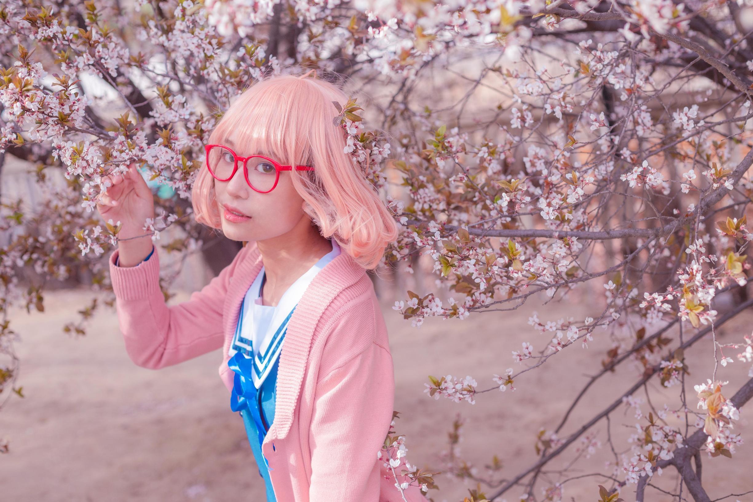 《境界的彼方》正片cosplay【CN:Kanna鹤见】-第9张