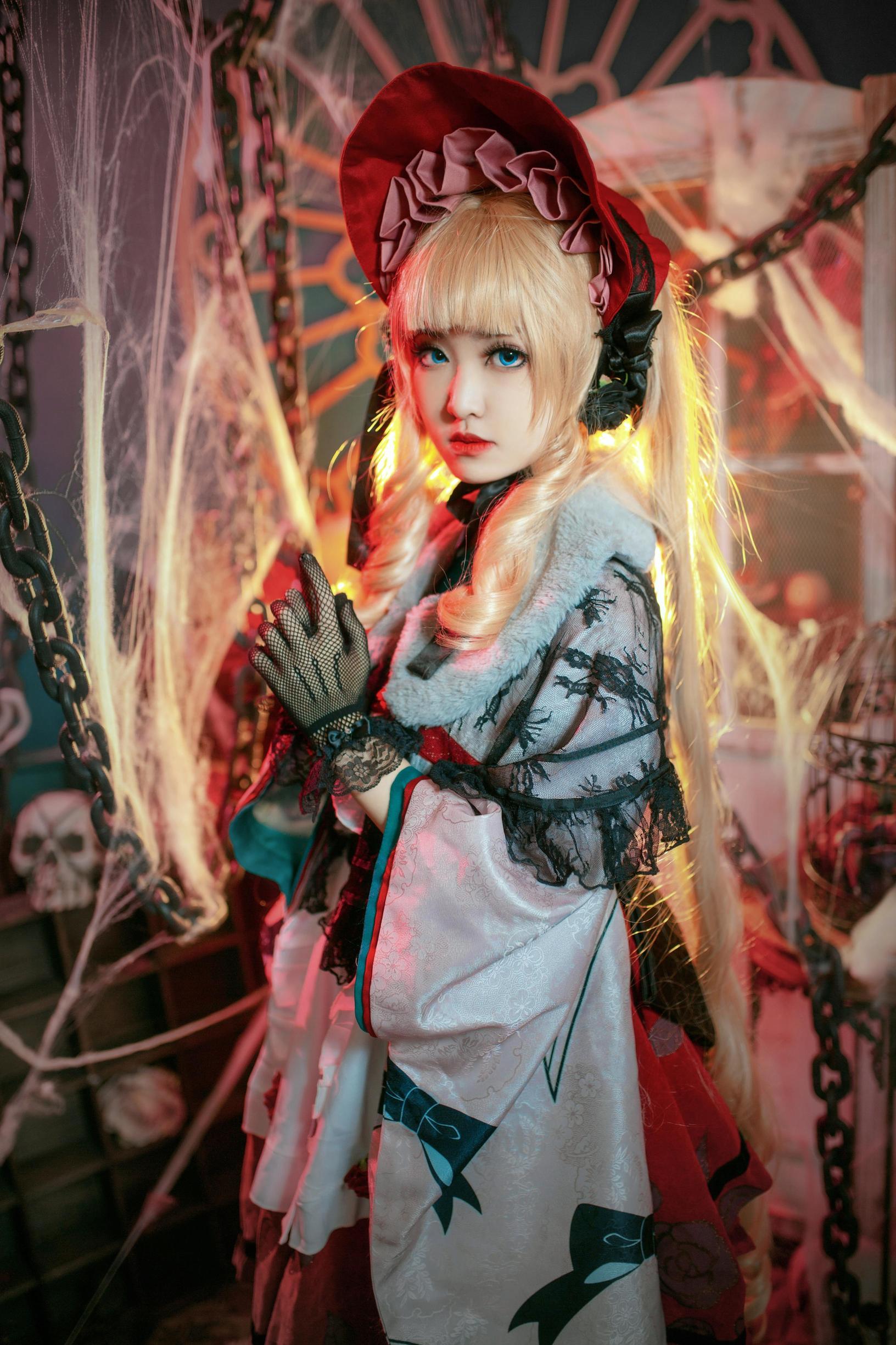 《蔷薇少女》正片cosplay【CN:柠檬子Remonko】-第7张