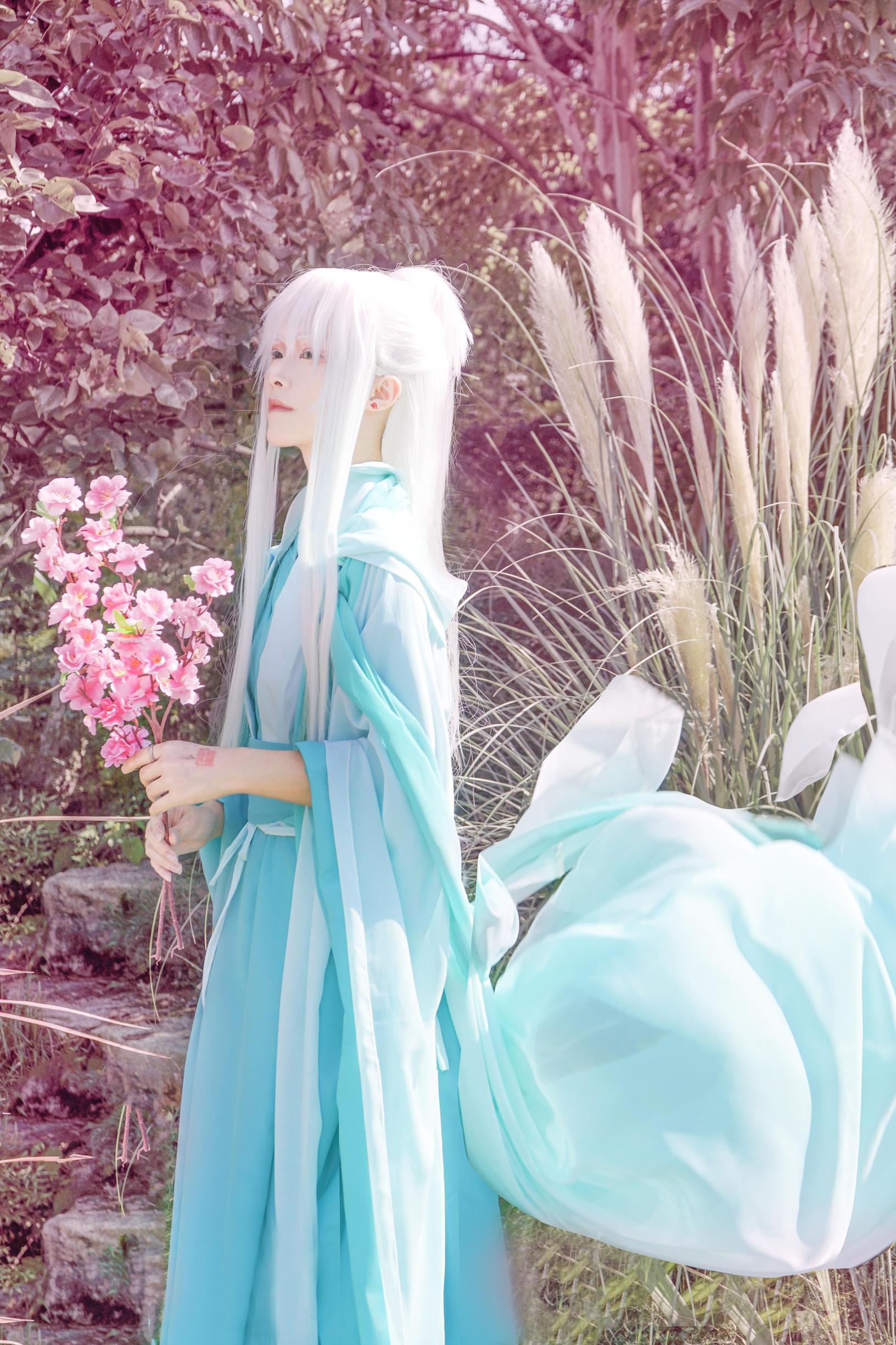 《天官赐福》顾昀cosplay【CN:飞卿AIER】 -动漫服装cosplay图片插图