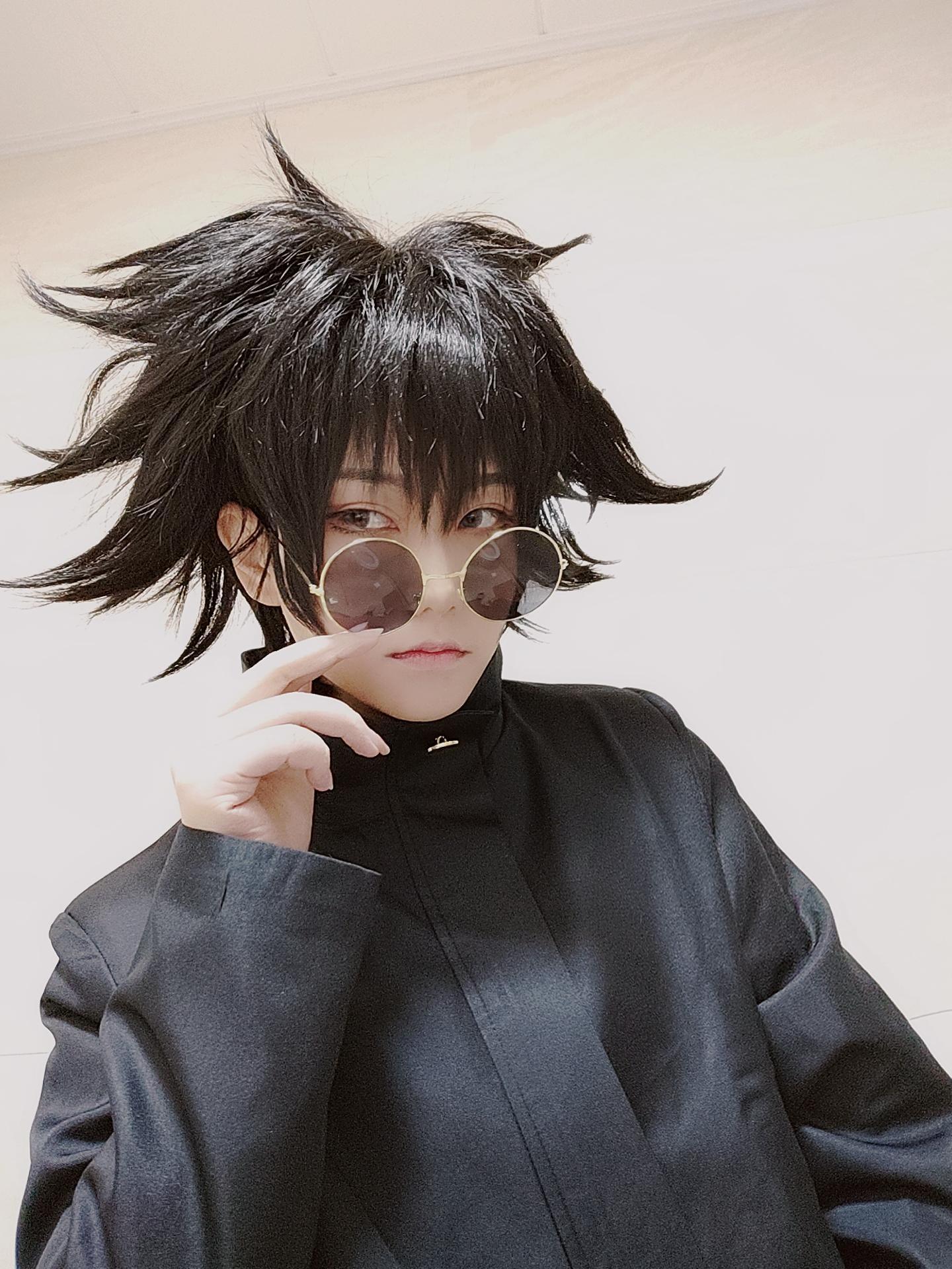 《咒术回战》挑战cosplay【CN:kira雨轩】-第8张