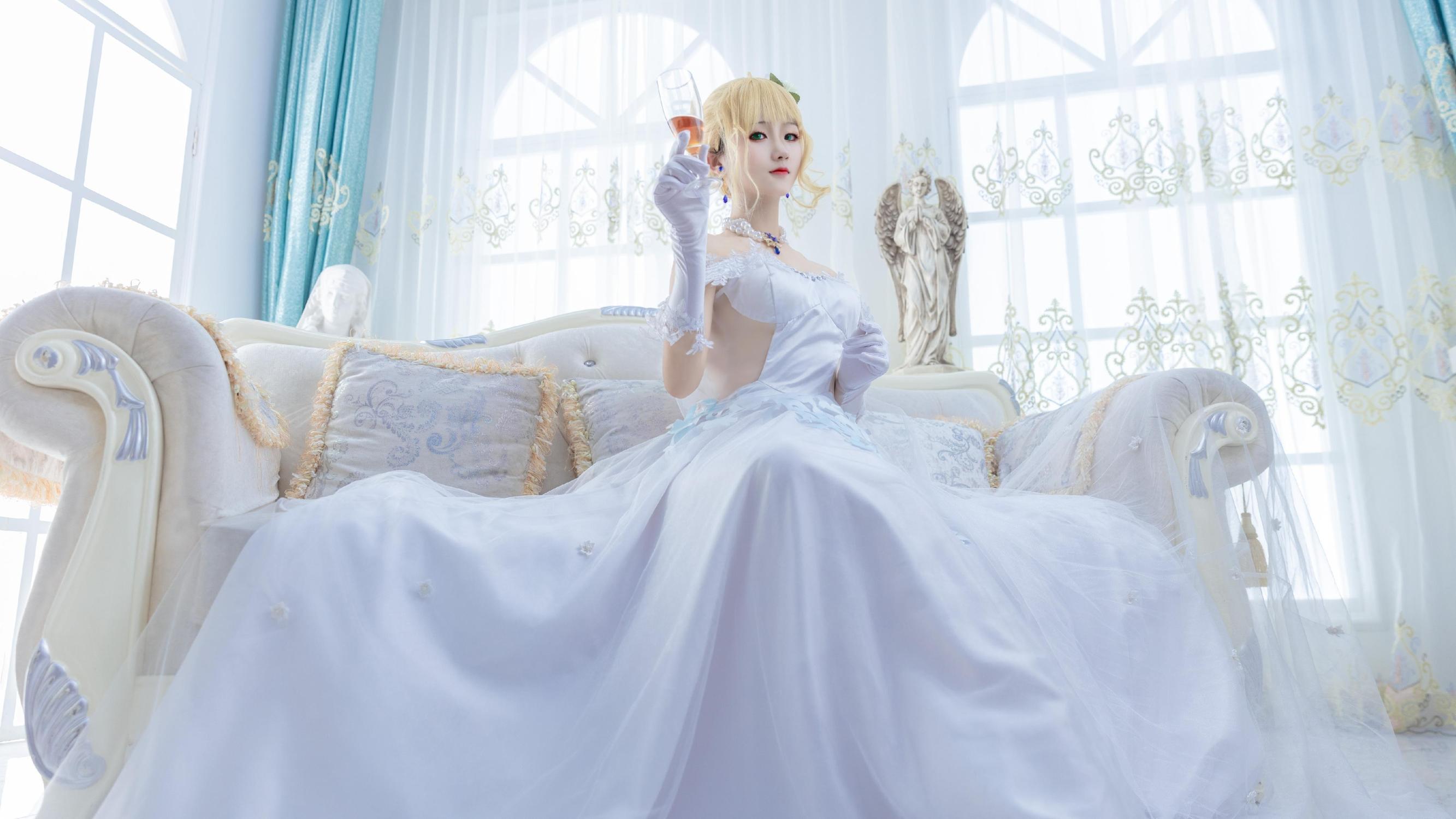 《FATE/GRAND ORDER》挑战cosplay【CN:沉了个沉】-第8张