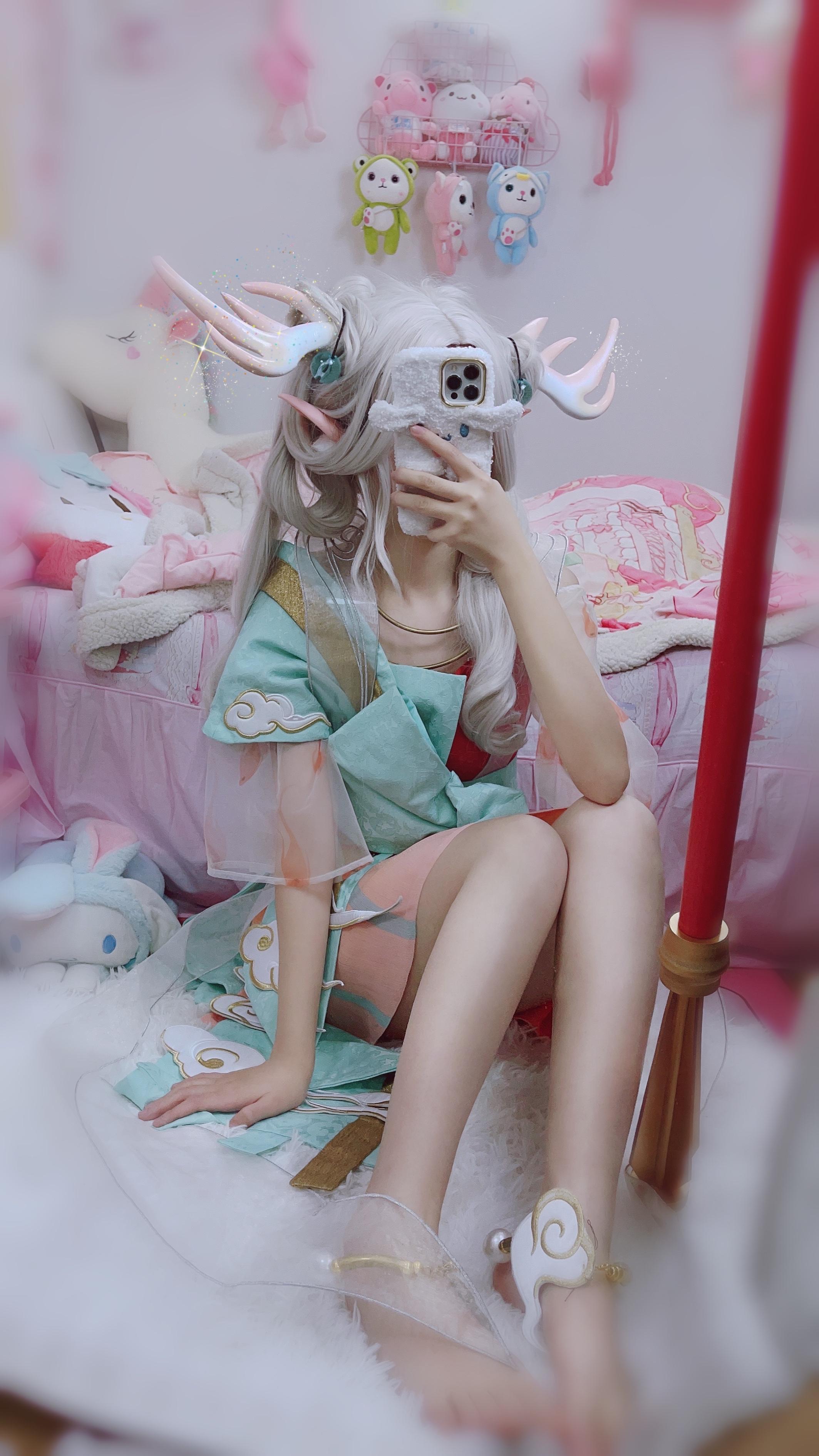 《王者荣耀》半次元cosplay【CN:美少女戰士】-第8张