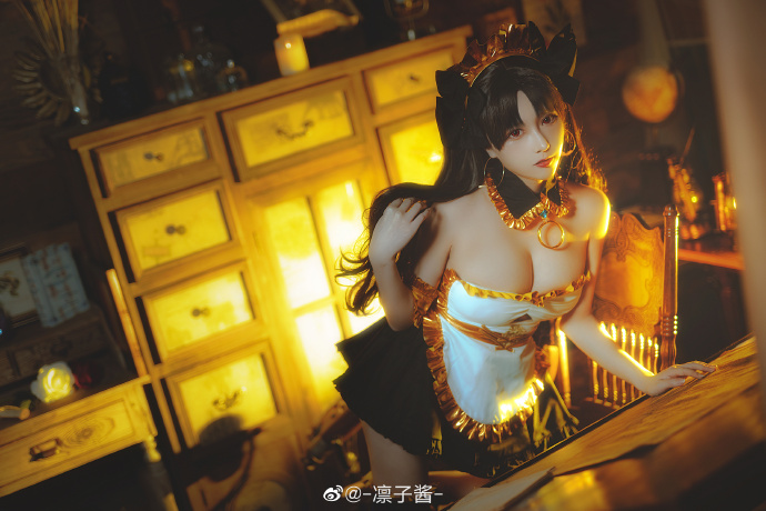 Fate/GrandOrder   伊什塔尔   @-凛子酱- (9P)-第5张