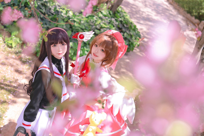 《魔卡少女樱》百变小樱cosplay【CN:萌玘】-第29张