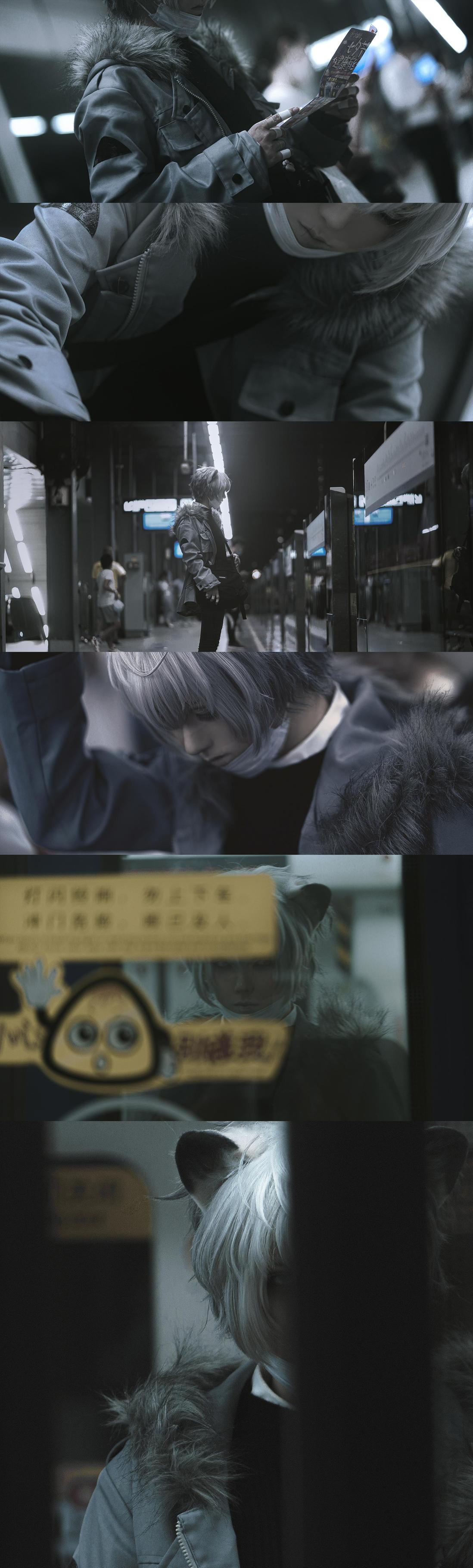 《明日方舟》正片cosplay【CN:鳅一刀】-第1张