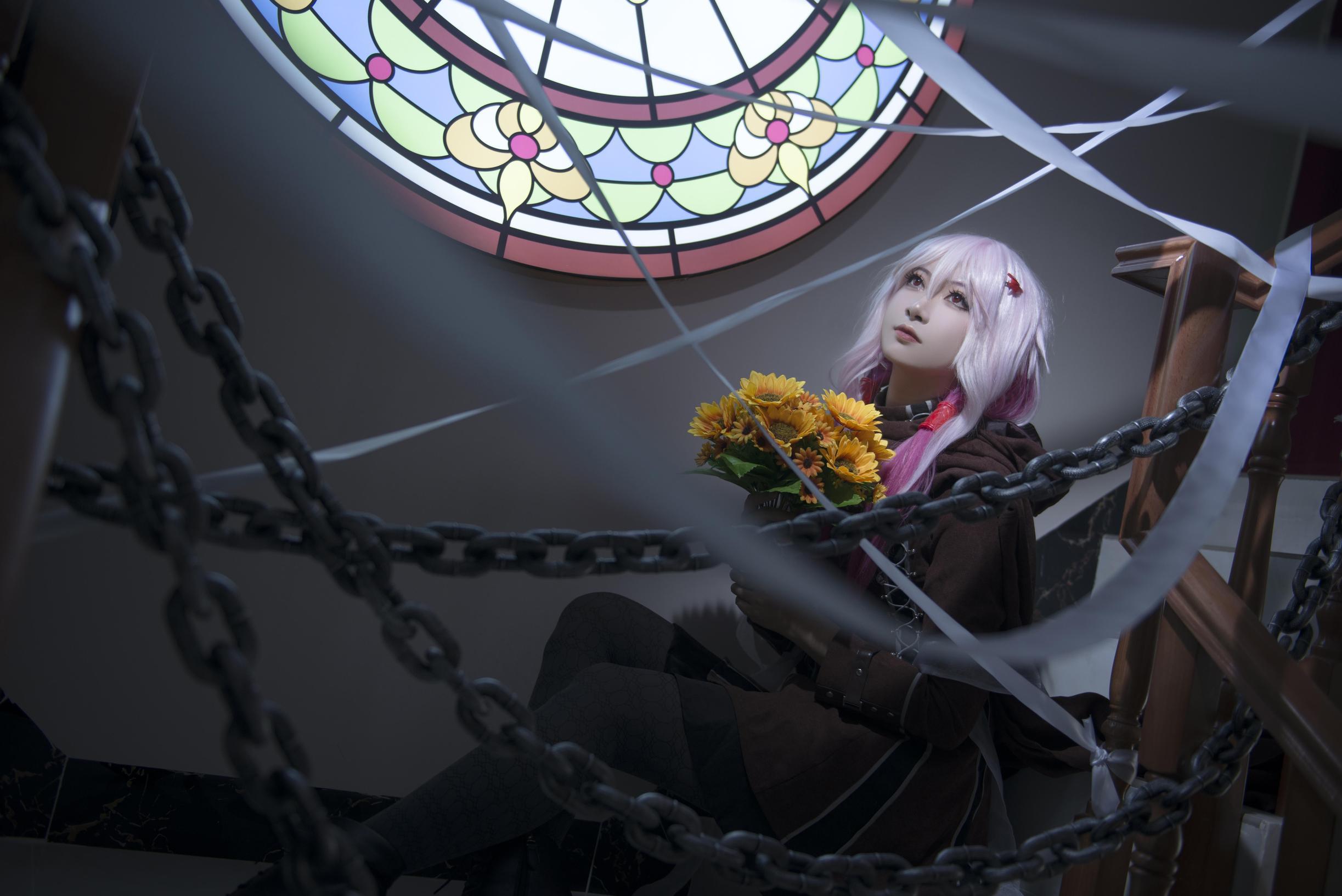 《罪恶王冠》正片cosplay【CN:榛子_Lily】-第13张