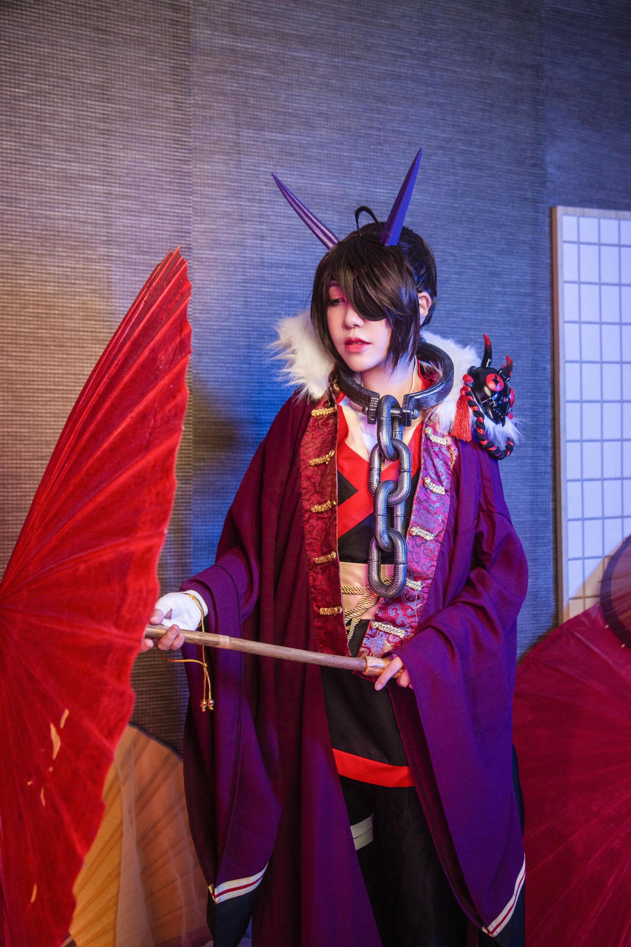 《第五人格》正片cosplay【CN:你小佑哥哥】-第10张