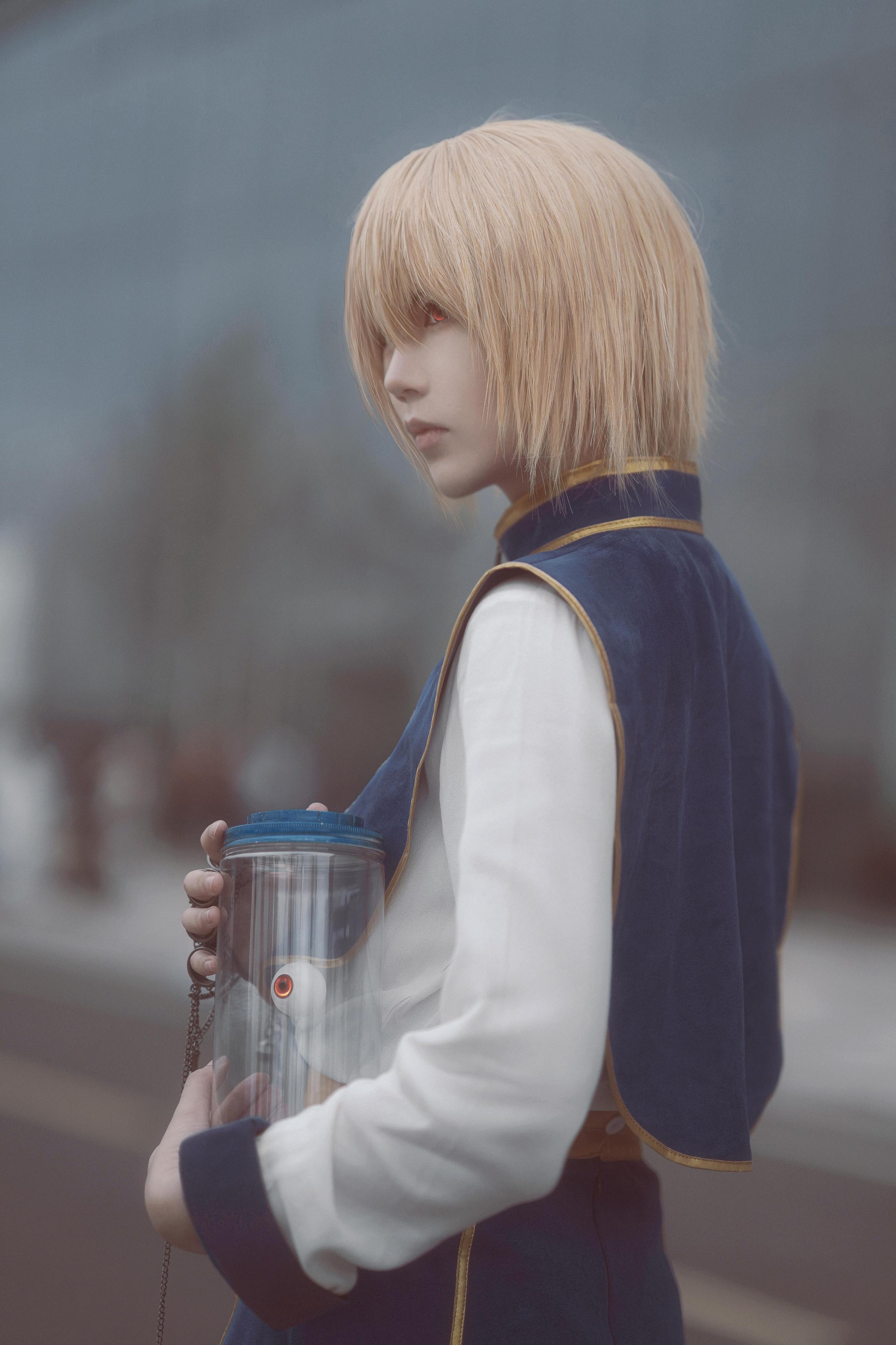 《全职猎人》酷拉皮卡cosplay【CN:尹白】-第3张