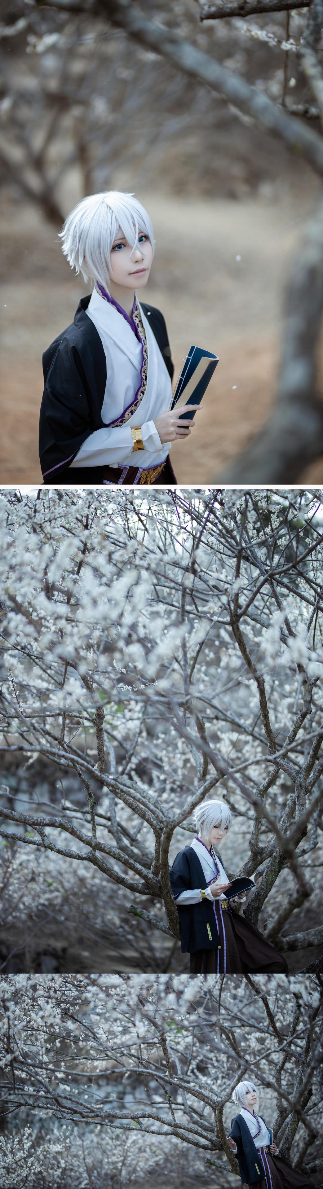 《FATE/GRAND ORDER》正片cosplay【CN:Xxyao】-第1张
