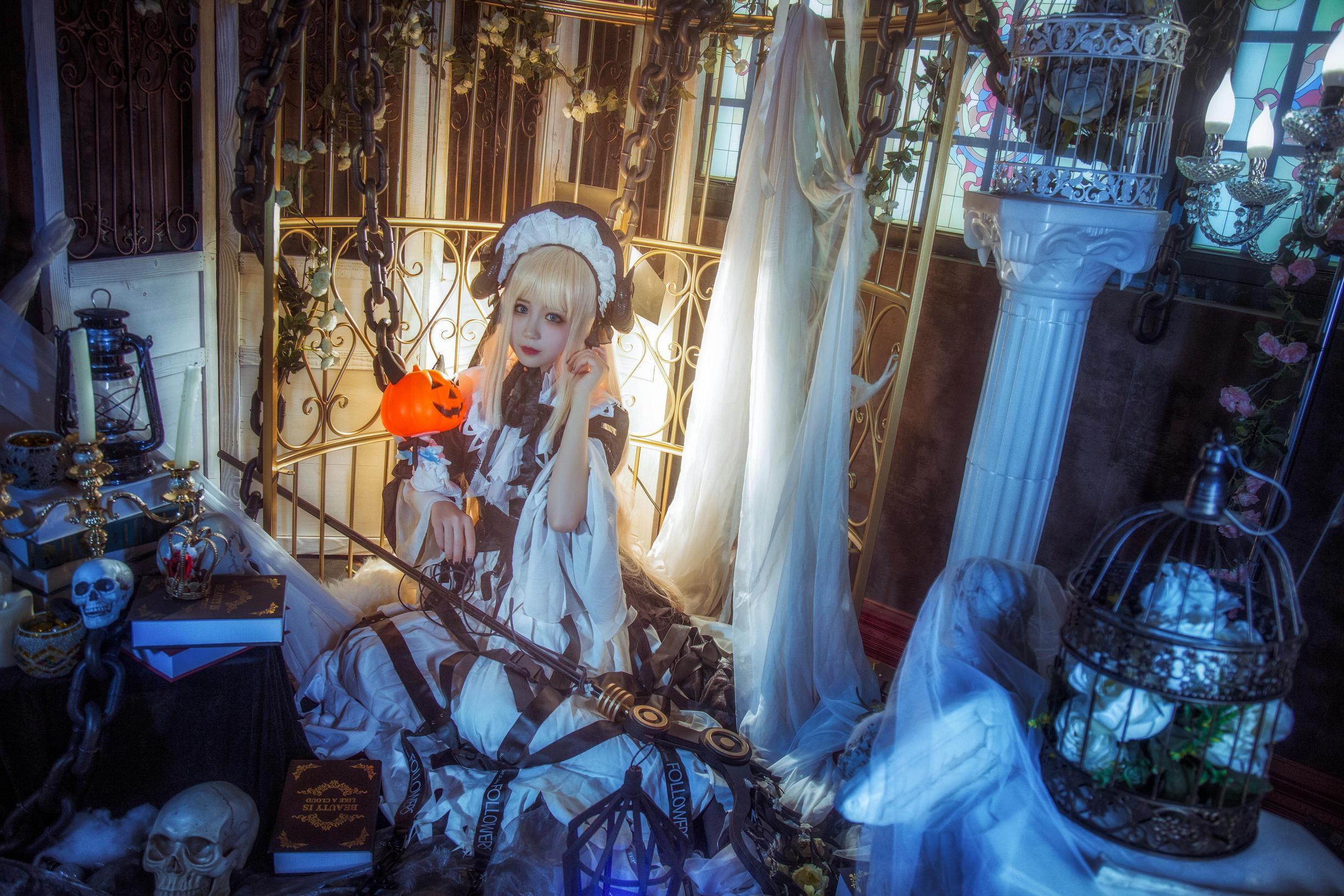 《明日方舟》摄影cosplay【CN:阿作作】-第8张
