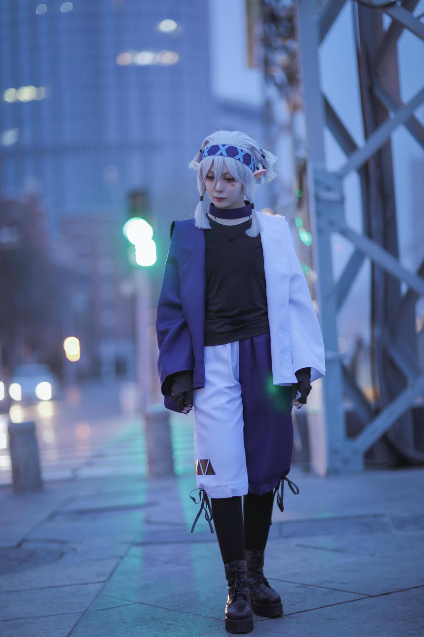 《凹凸世界》正片cosplay【CN:等待幸运の恒星】-第2张