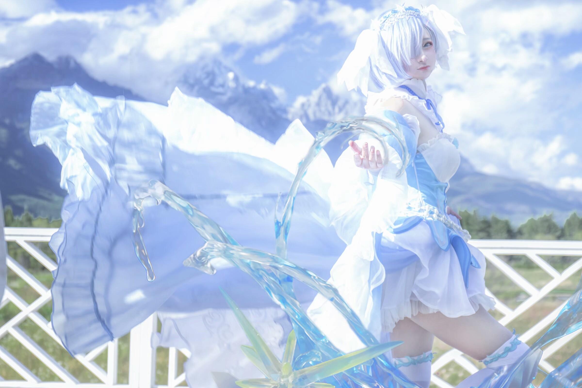 《RE:从零开始的异世界生活》十一cosplay【CN:咸鱼爱扯淡】-第1张