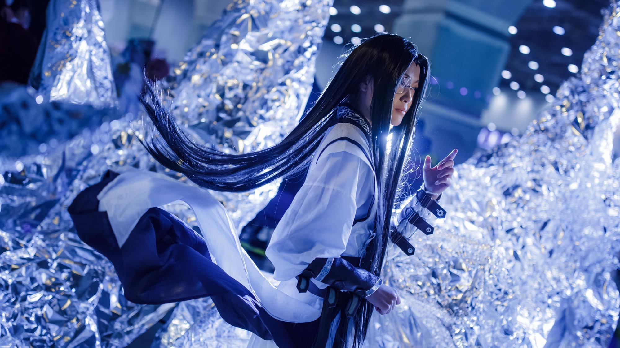 《杀破狼》漫展cosplay【CN:少毒】-第2张
