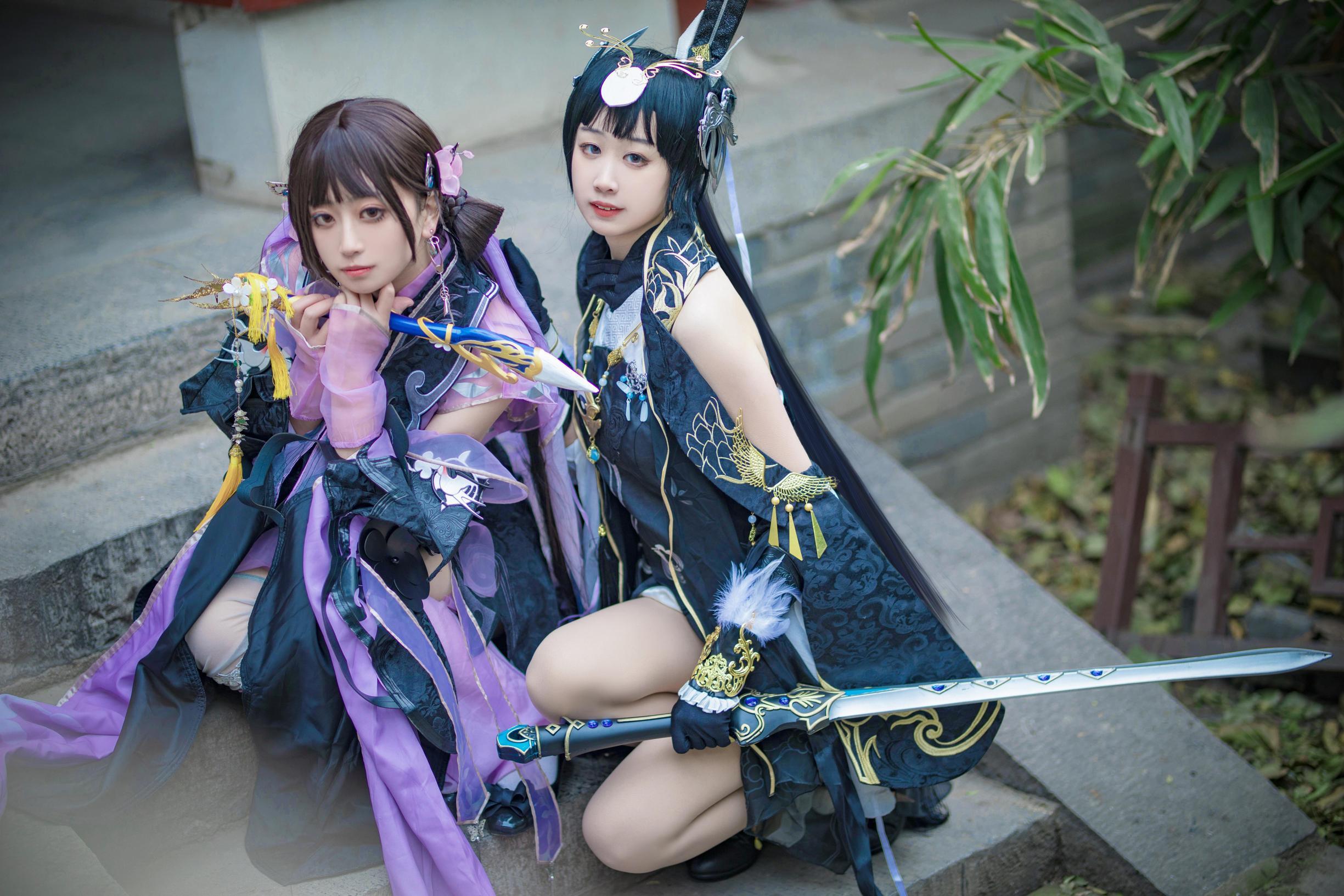 《剑侠情缘网络版叁》剑三cosplay【CN:寄辞于鱼_】-第3张