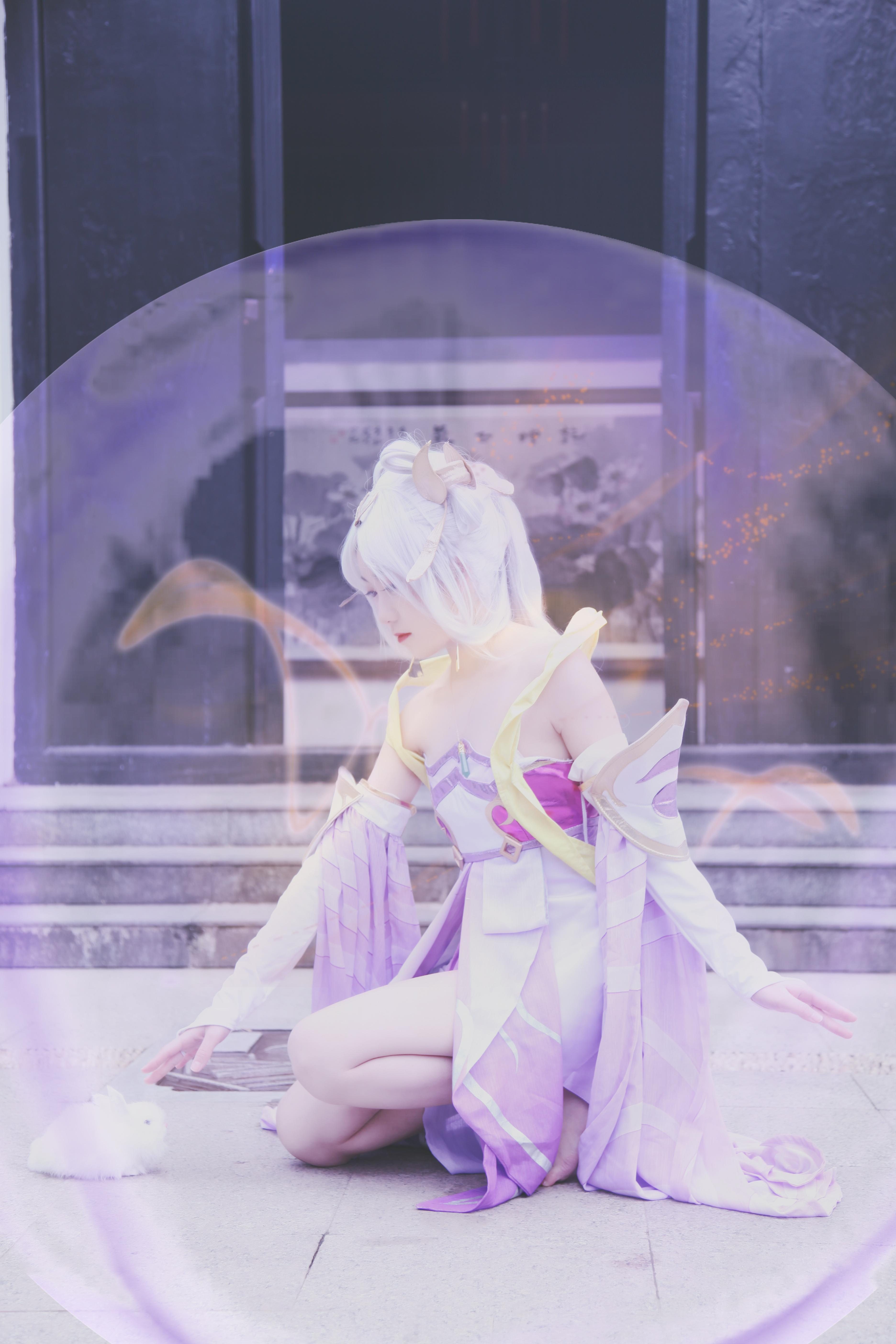 《王者荣耀》美少女cosplay【CN:虞云歌】-第7张