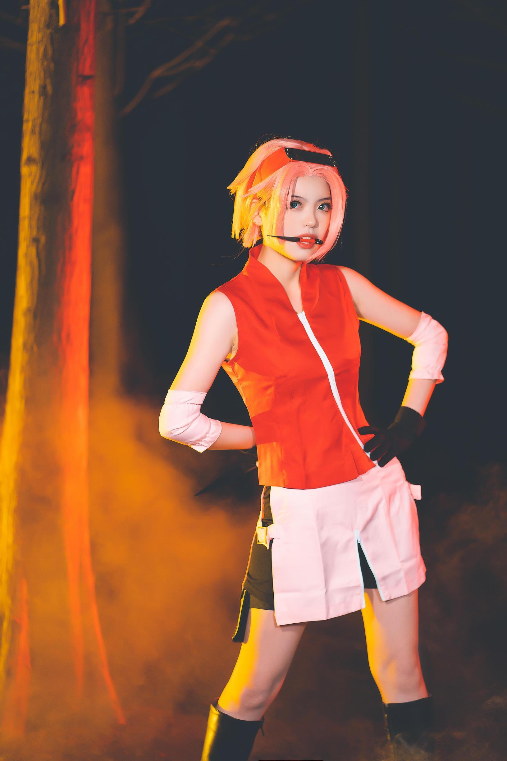 《火影忍者》正片cosplay【CN:北殿北】-第5张