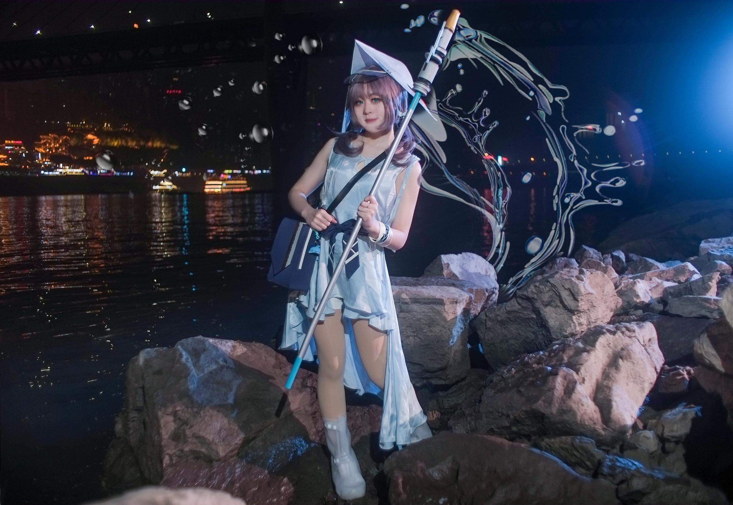 《明日方舟》正片cosplay【CN:星熊的小娇妻】-第1张