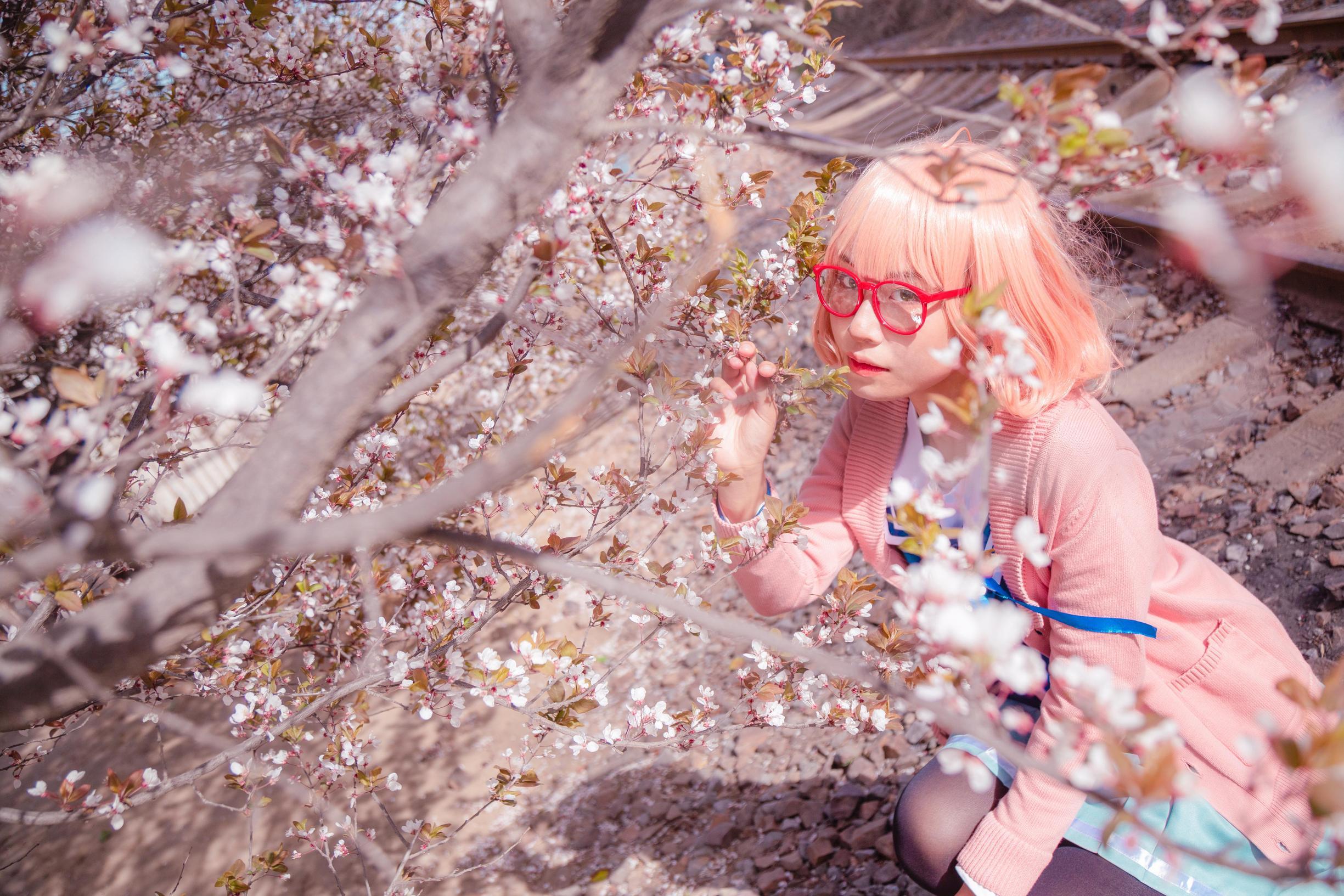 《境界的彼方》正片cosplay【CN:Kanna鹤见】-第5张