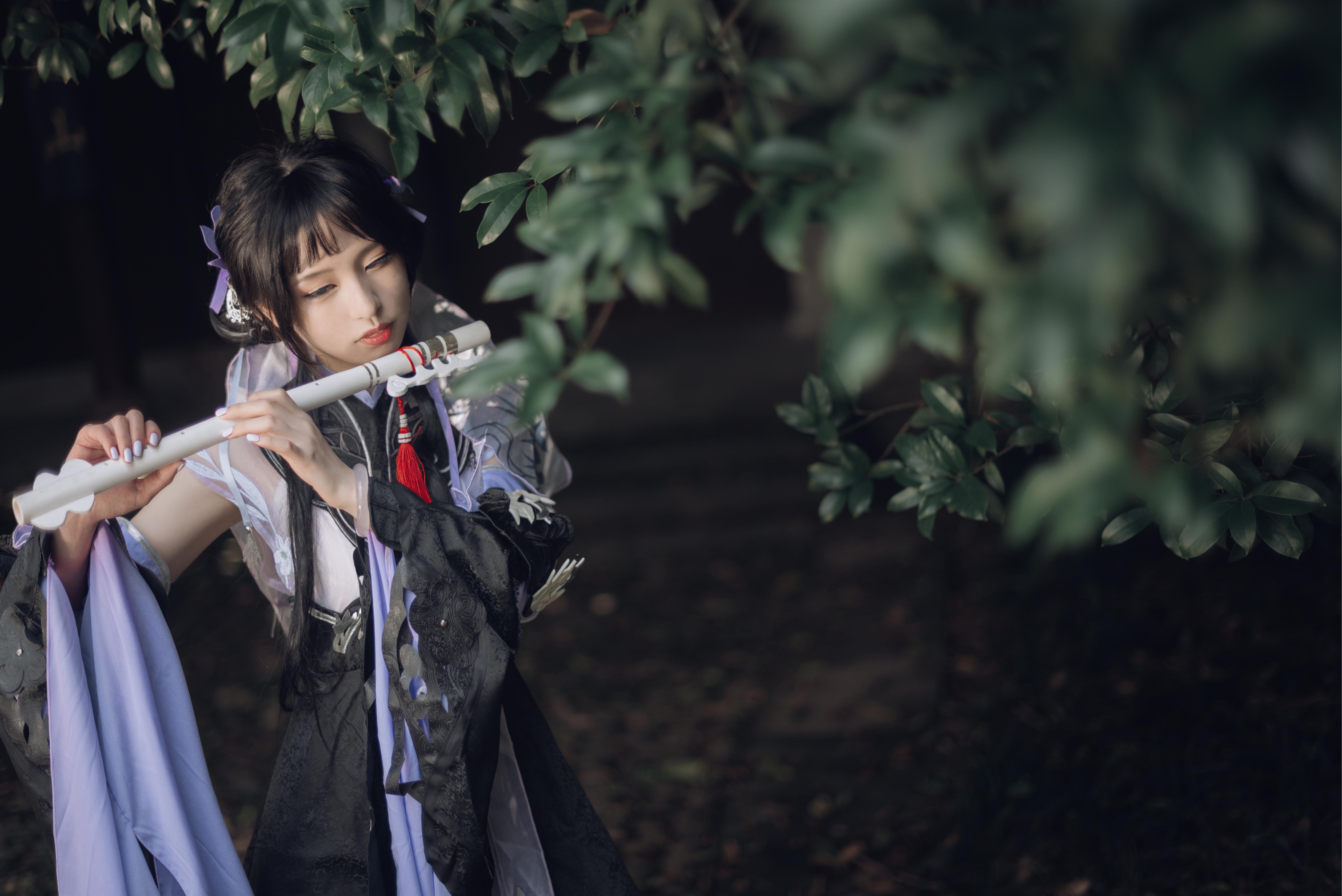 《剑侠情缘网络版叁》剑三cosplay【CN:小茶姑娘】-第12张