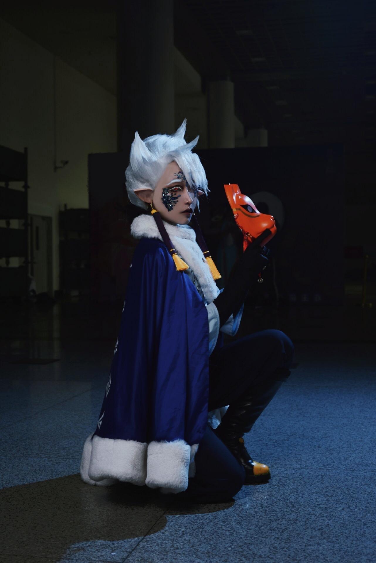 《SKY光遇》正片cosplay【CN:君祭酒】-第12张