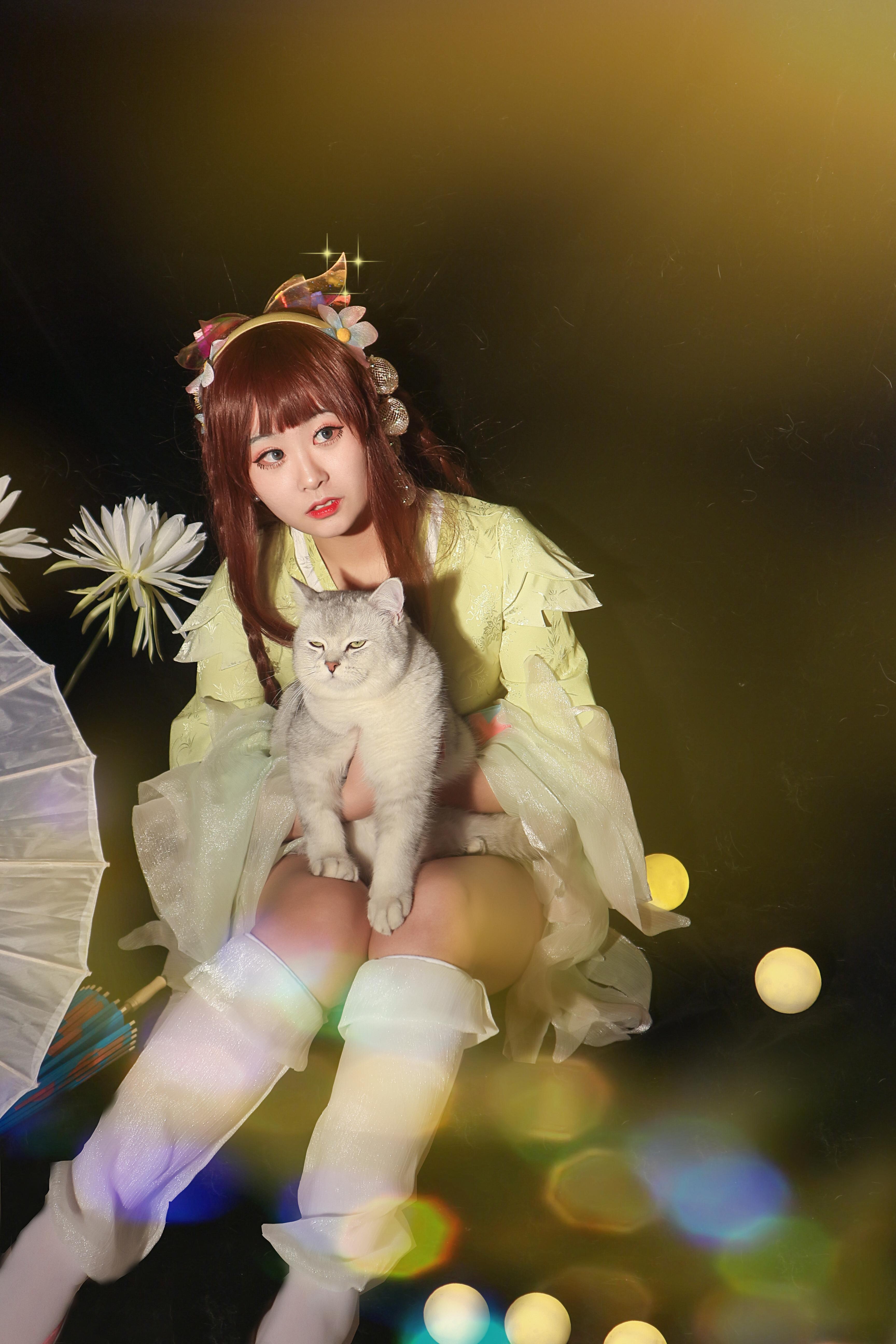 《王者荣耀》正片cosplay【CN:朝云SUNNA】-第1张